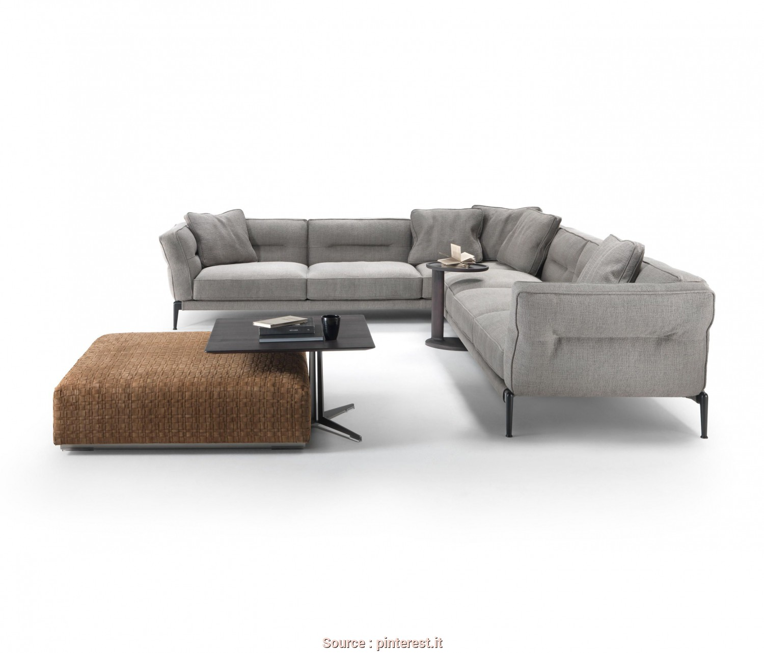 Adda Divano Componibile, Bello ADDA, Designer Sofas From Flexform, All Information, High-Resolution Images, CADs, Catalogues, Contact Information, Find Your Nearest