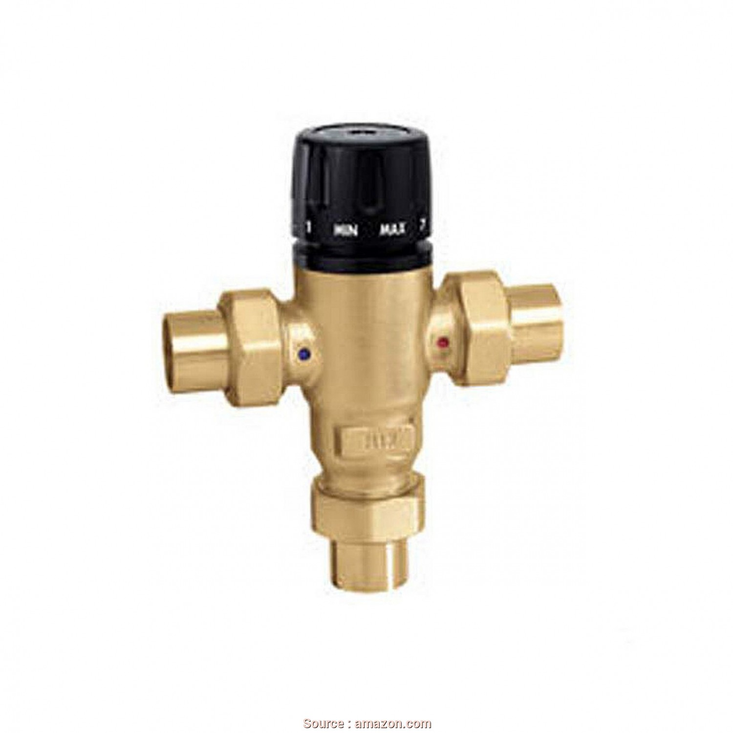 Amazon Copridivani Caleffi, Elegante Amazon.Com: Caleffi 521609A Mixing, 3-Way Thermostatic Mixing Valve, Low-Lead Brass 1-Inch Sweat: Home Improvement