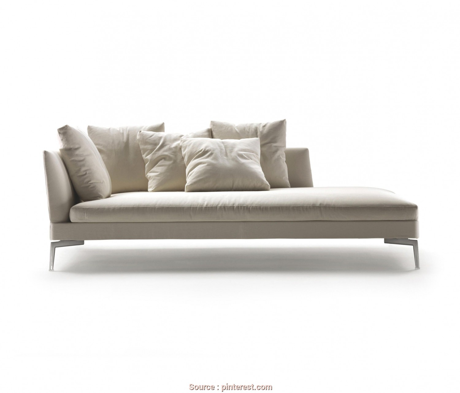 Arild Dormeuse Ikea, Bellissima Feel Good Large Dormeuse By Flexform, Recamieres, Setting