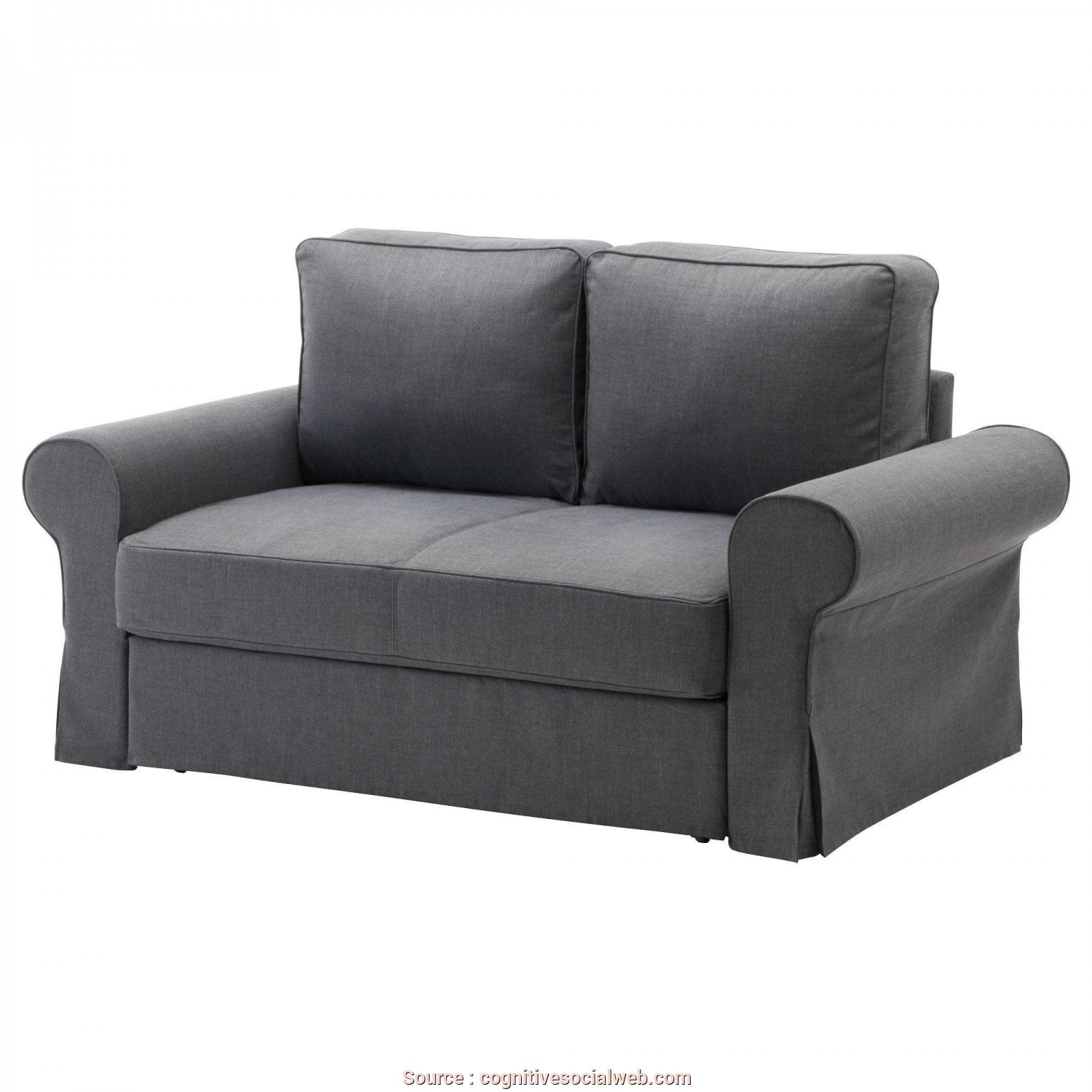Asarum Ikea Usato, Bello Ikea Convertible Backabro, Seat Sofa, Nordvalla Dark Grey Ikea