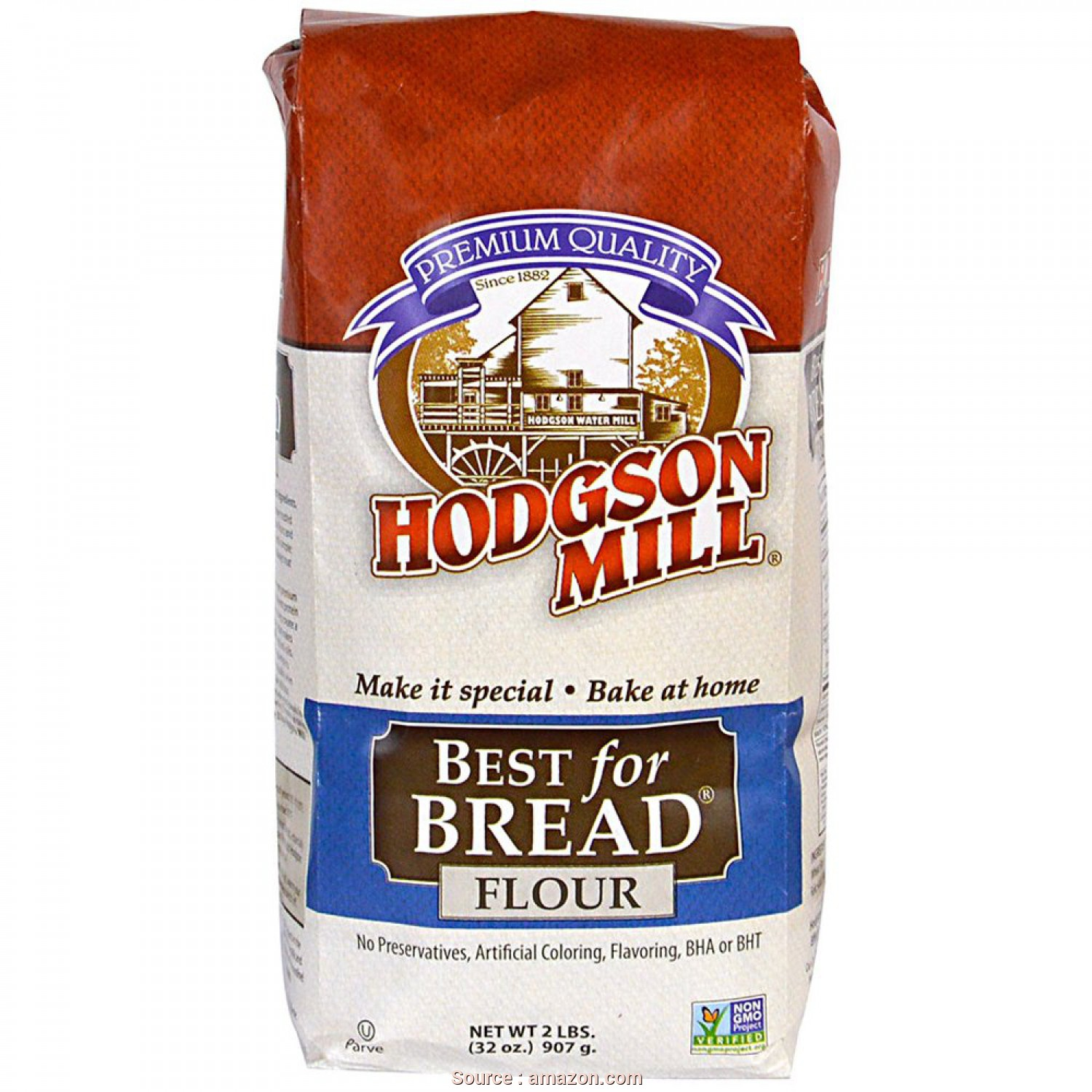 B Divani Flour, Bellissimo Amazon.Com : Hodgson Mill Best, Bread Flour, 32-Ounce (Pack Of 6) : Wheat Flours, Meals : Grocery & Gourmet Food