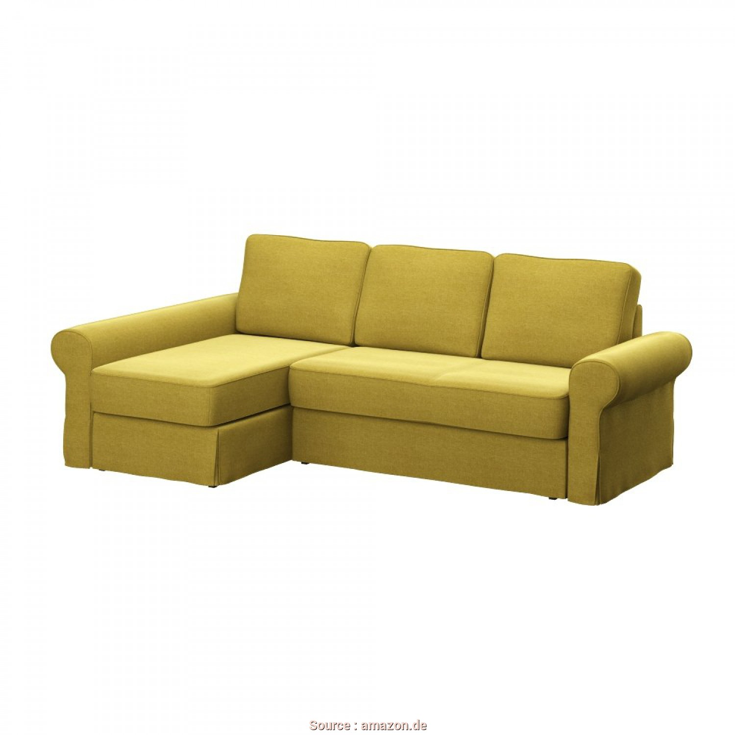 Backabro Ikea Erfahrungen, Minimalista Amazon.De: Soferia, Bezug, IKEA BACKABRO 2Er-Sofa, Recamiere, Classic Dark Yellow