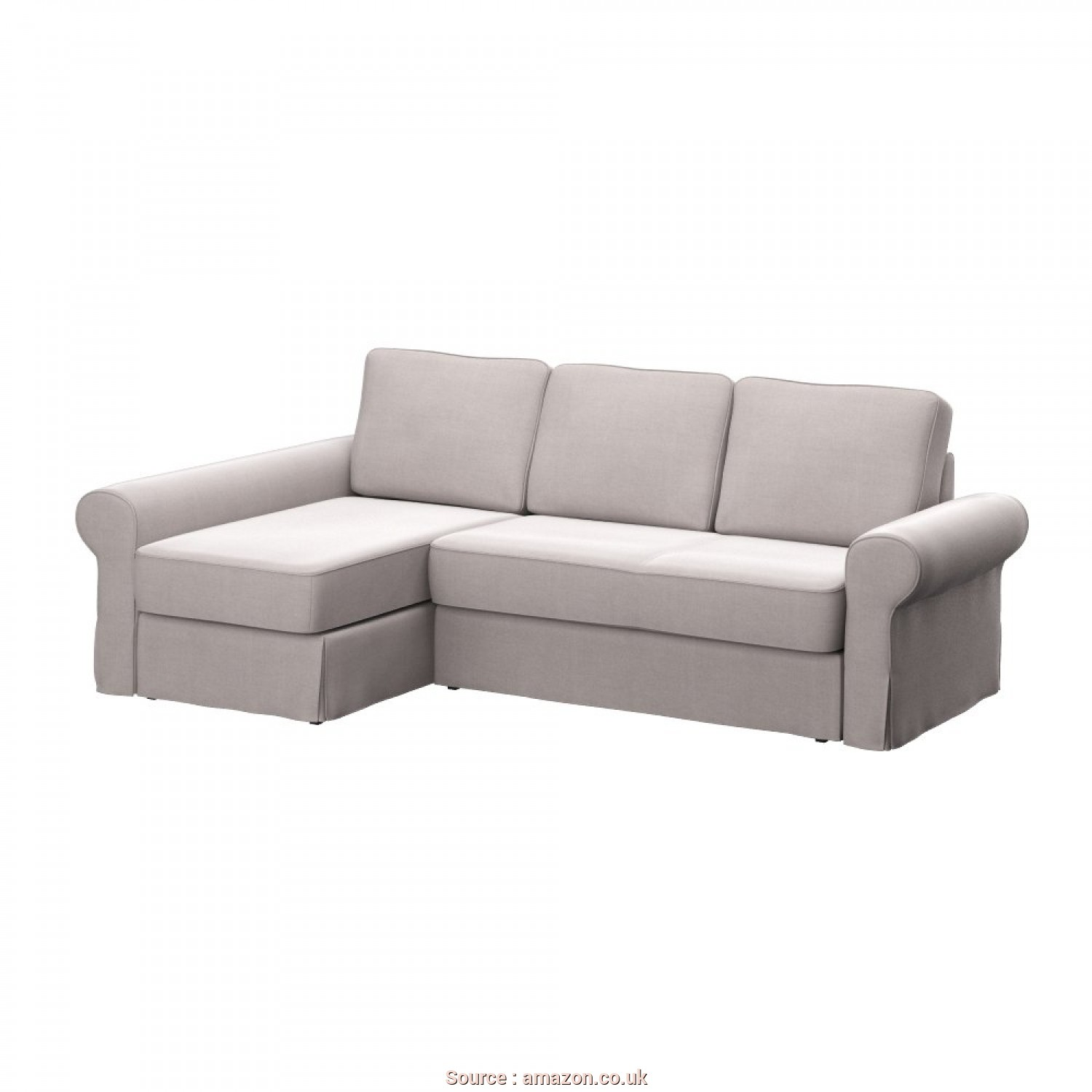 Backabro Ikea France, Deale Soferia, Replacement Cover, IKEA BACKABRO Sofa With Chaise Longue, Elegance Beige: Amazon.Co.Uk: Kitchen & Home