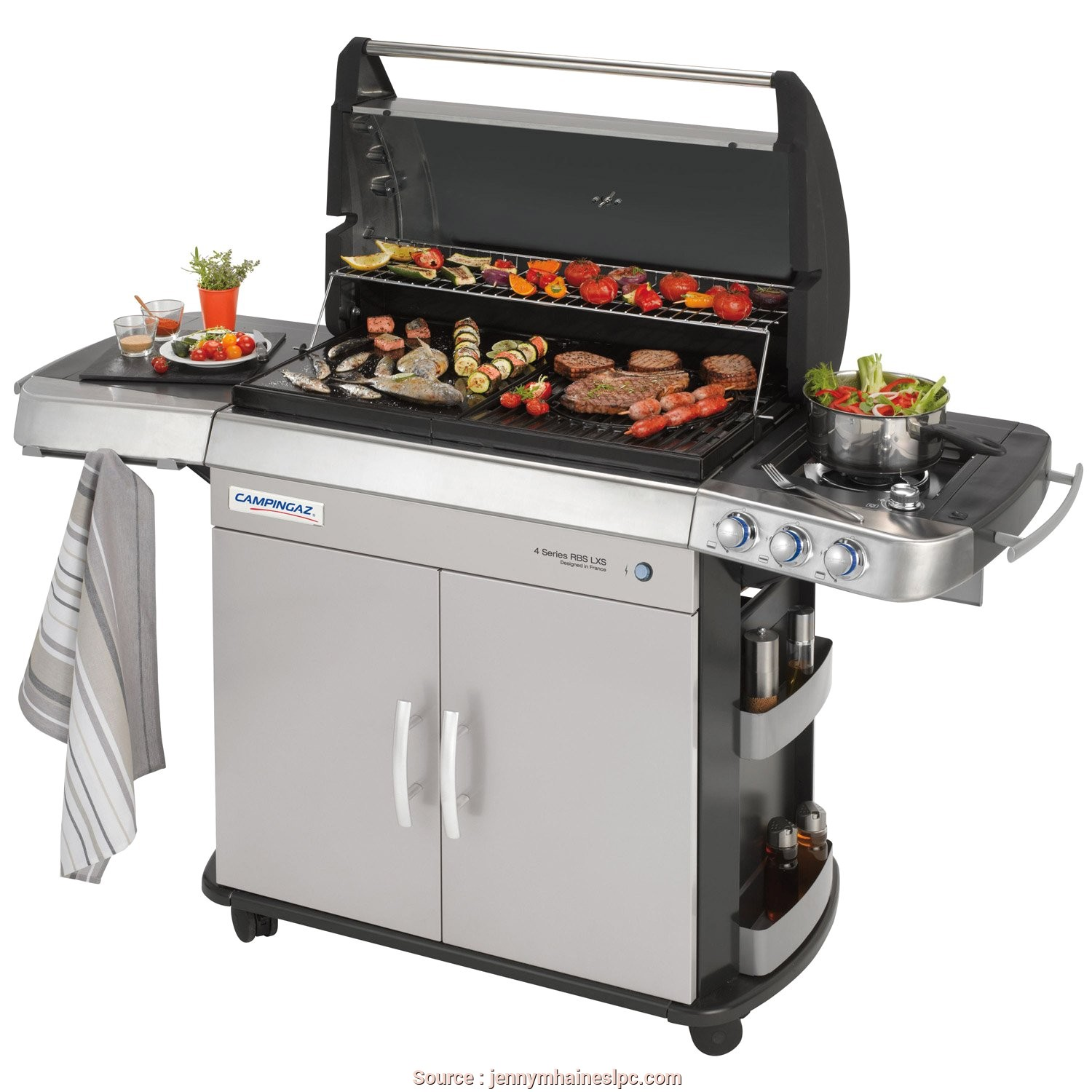 Leroy Merlin Barbecue A Gas