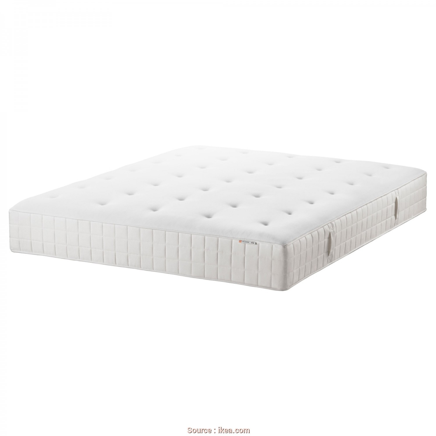 Beddinge Ikea Matrace, Originale IKEA HYLLESTAD Pocket Sprung Mattress A Generous Layer Of Soft Fillings Adds Support, Comfort