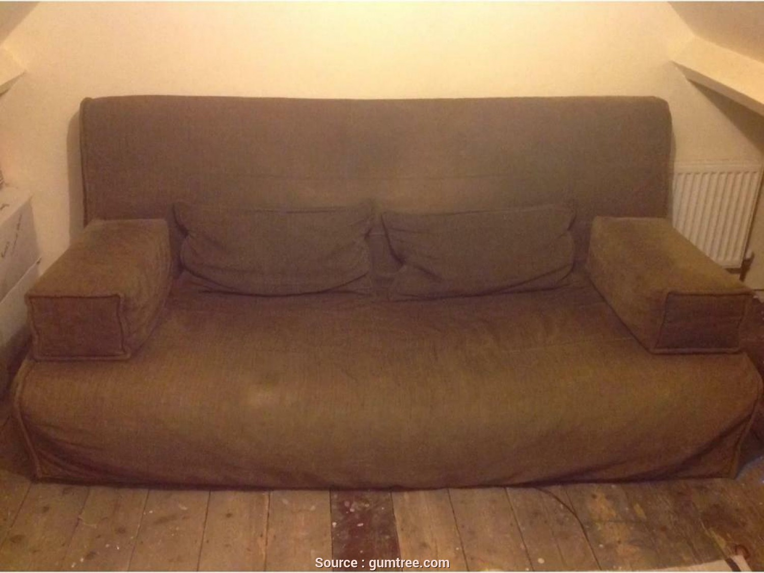 Beddinge Ikea Notice, Completare IKEA BEDDINGE 3 Seater Sofa, With LÖVÅS Mattress, 2, Cushions, In Chippenham, Wiltshire, Gumtree