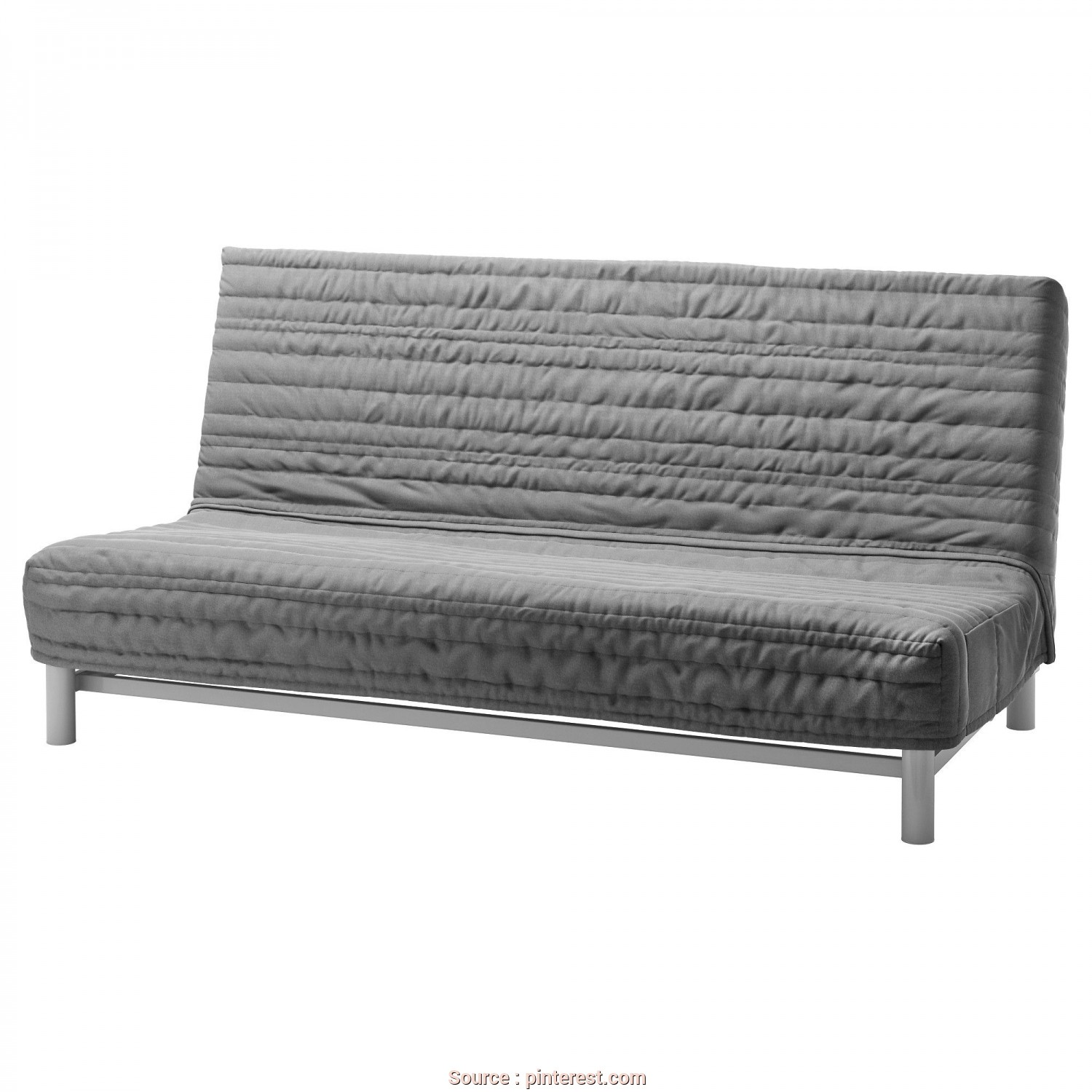 Beddinge Lovas Ikea, Elegante IKEA, BEDDINGE LÖVÅS, Sofa Bed, Knisa Light Gray, , Extra Covers Make It Easy To Give Both Your Sofa, Room A, Look.Easily Converts Into A, Big