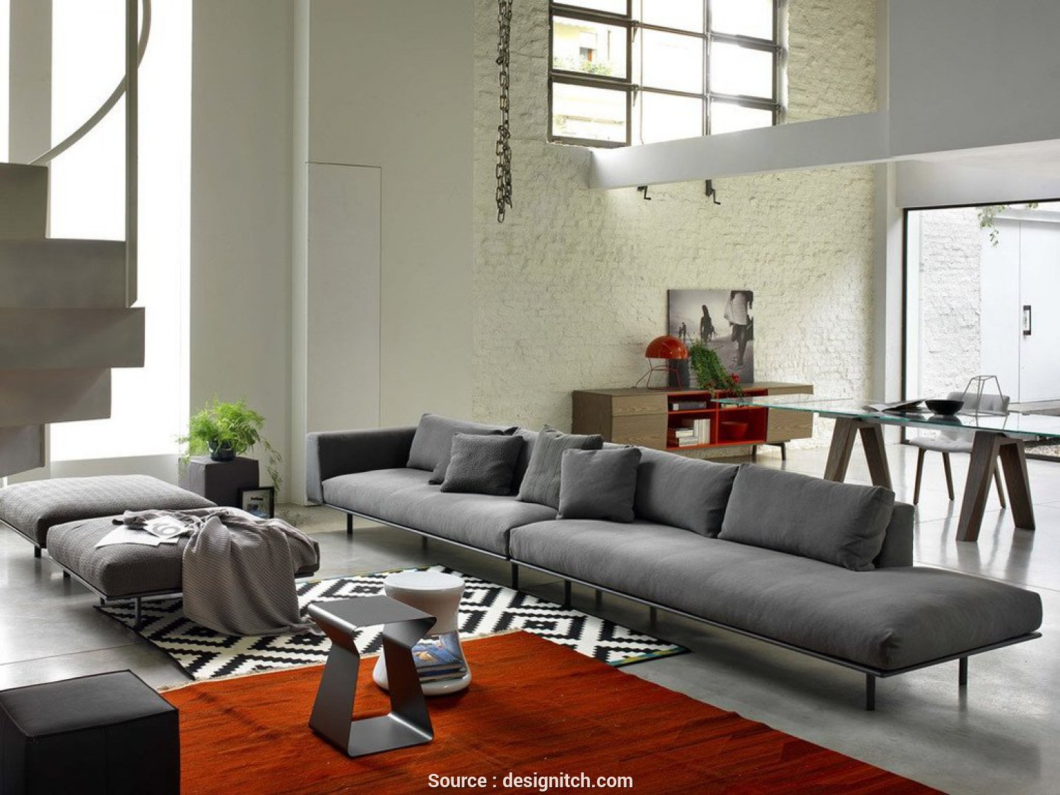 Bontempi Divani, Deale Dakota Sofa