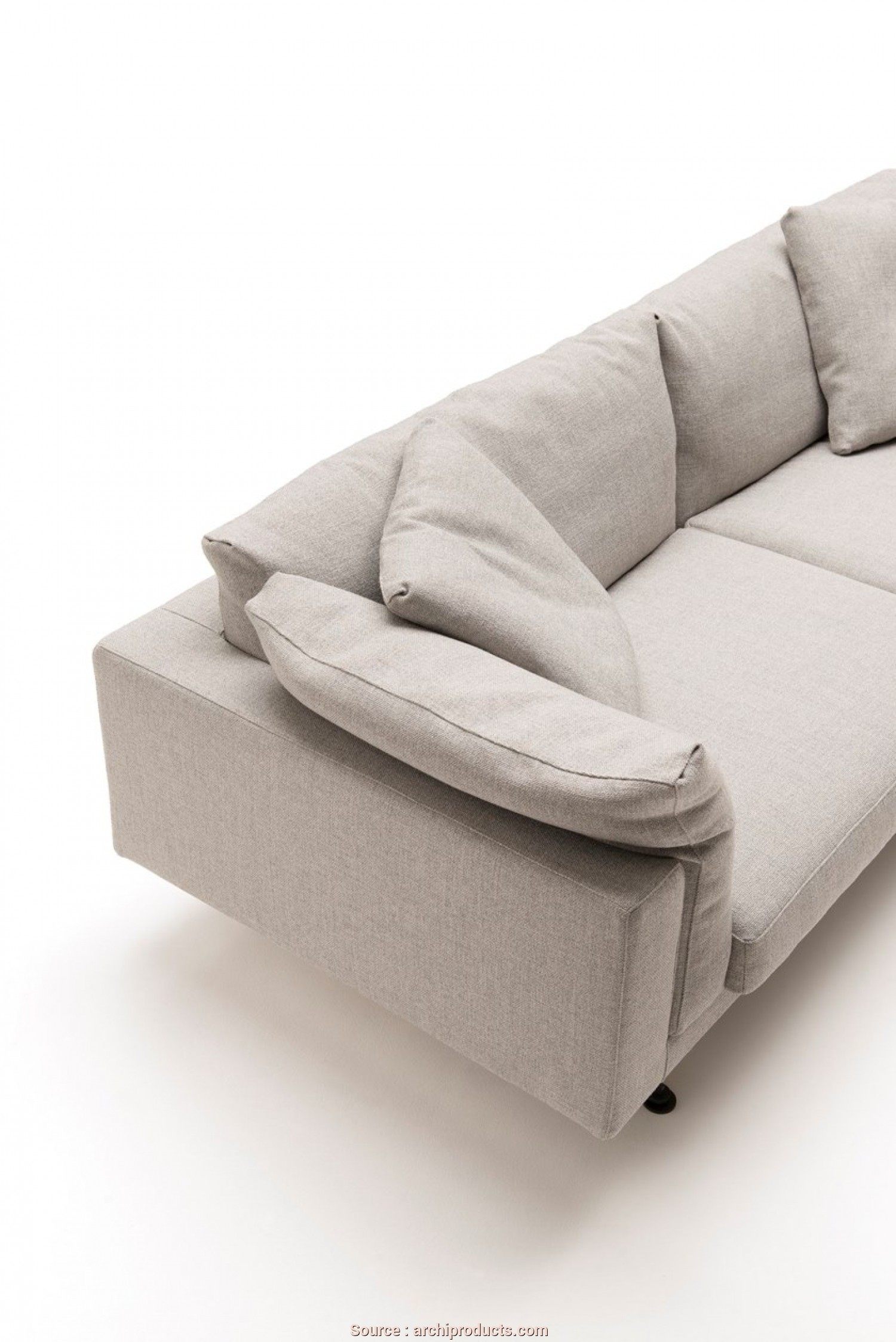 C Divani Flour, Classy FLOYD, Sofa Floyd Collection By Living Divani Design Piero Lissoni