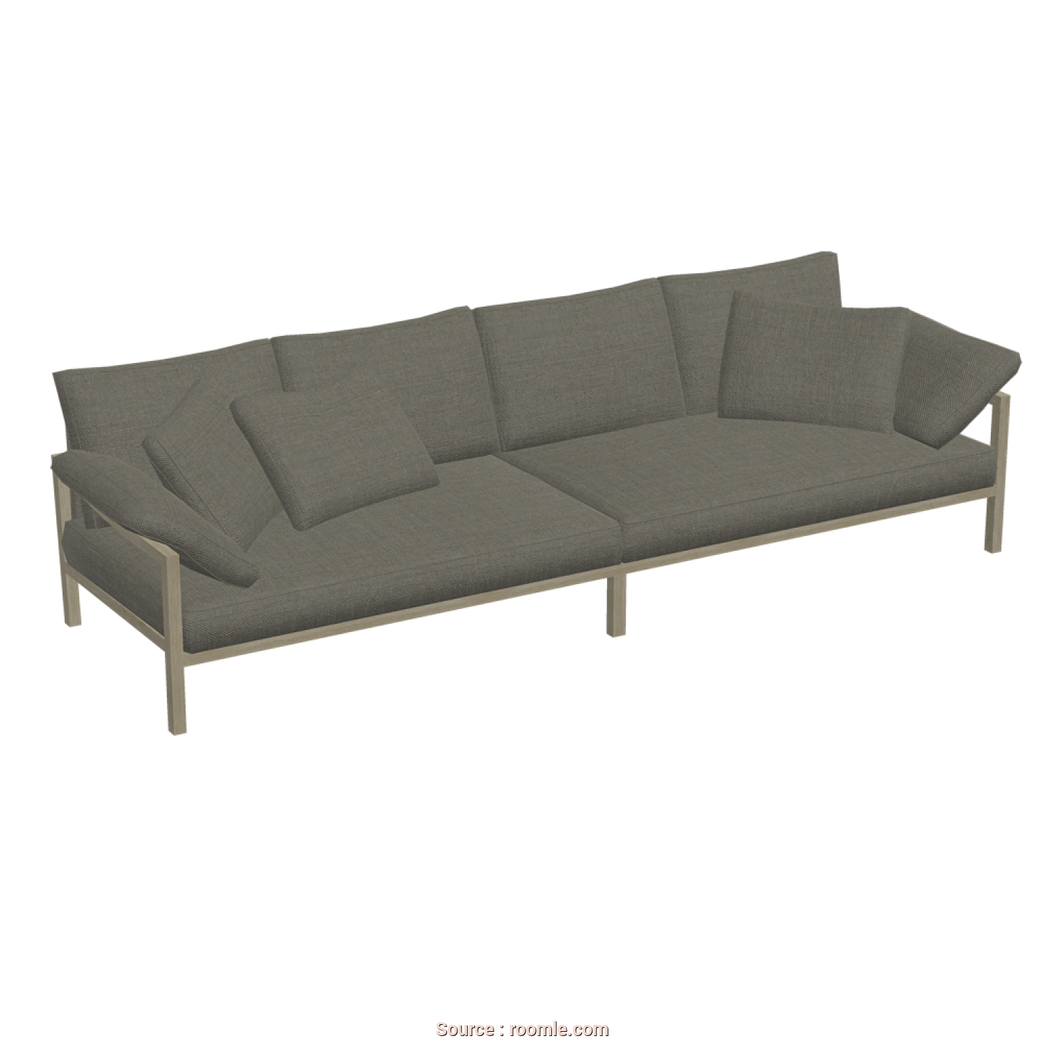 C Divani Flour, Migliore Free, Out Of Chromatic Sofa From Living Divani In, VR, AR