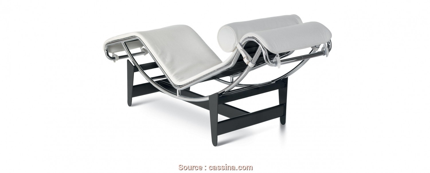 Chaise Longue Le Corbusier Dwg, Locale ... Armchairs -,, Designed By, Le Corbusier, Pierre Jeanneret, Charlotte Perriand
