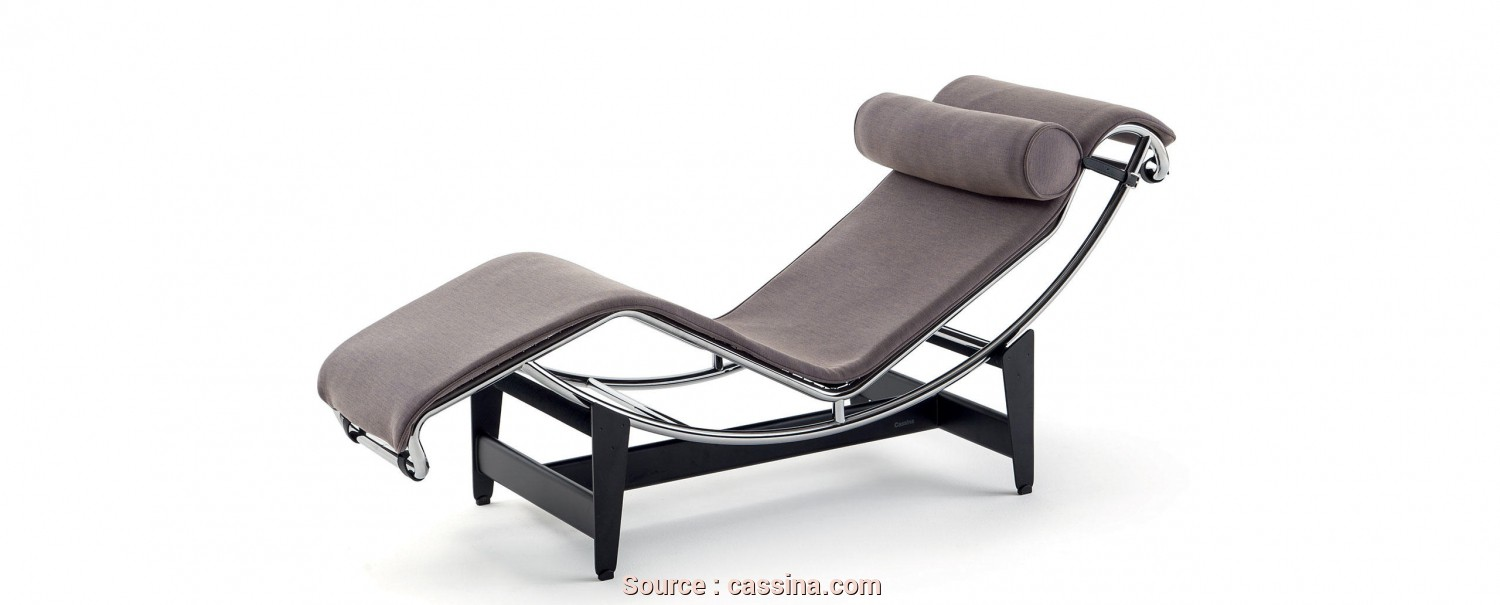 Chaise Longue Le Corbusier Dwg, Bella ... Armchairs -,, Designed By, Le Corbusier, Pierre Jeanneret, Charlotte Perriand