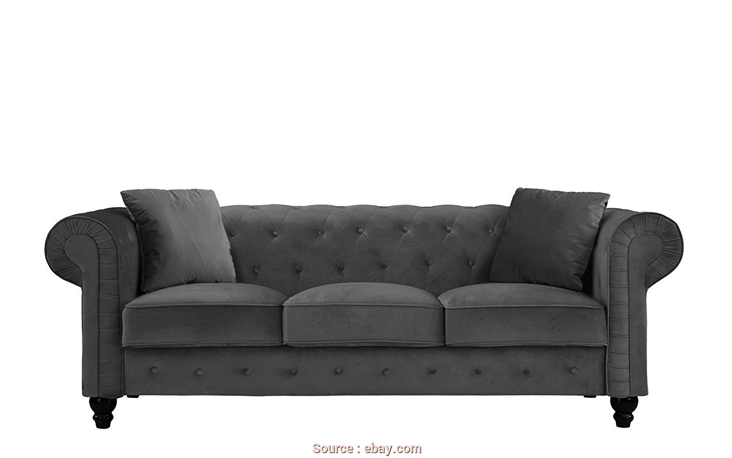 Chesterfield Divano, Bellissima Details About Divano Roma Furniture Classic Velvet Scroll, Tufted Button Chesterfield