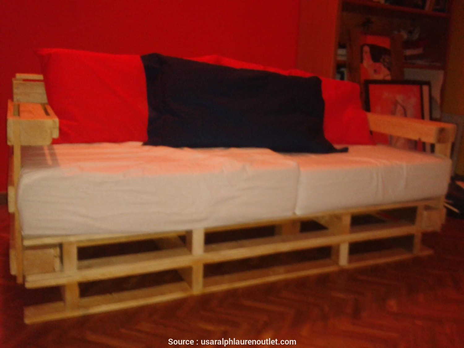 Loveable 4 Come Costruire Un Divanetto, I Pallet