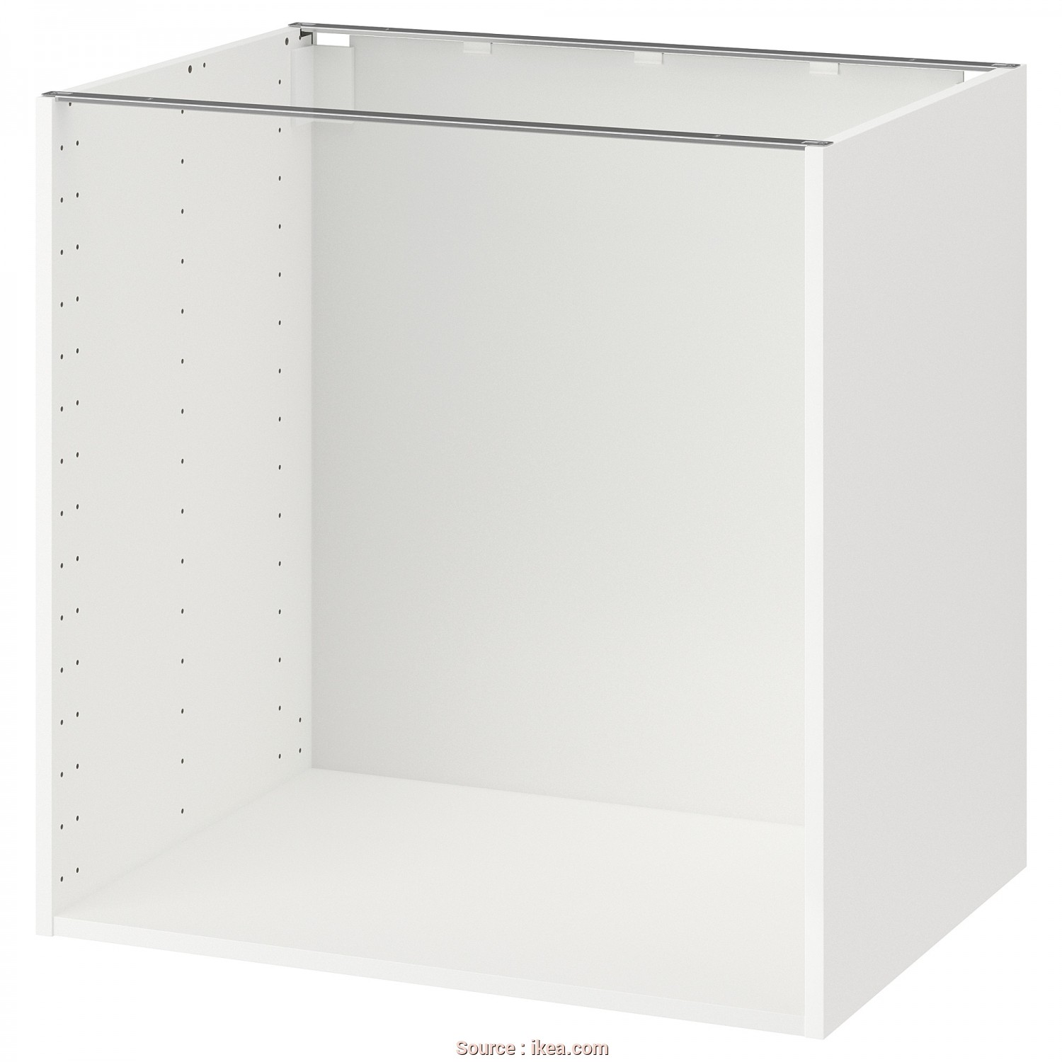 Copricuscini 60X60 Ikea, Bellissimo IKEA METOD Base Cabinet Frame Sturdy Frame Construction, 18 Mm Thick