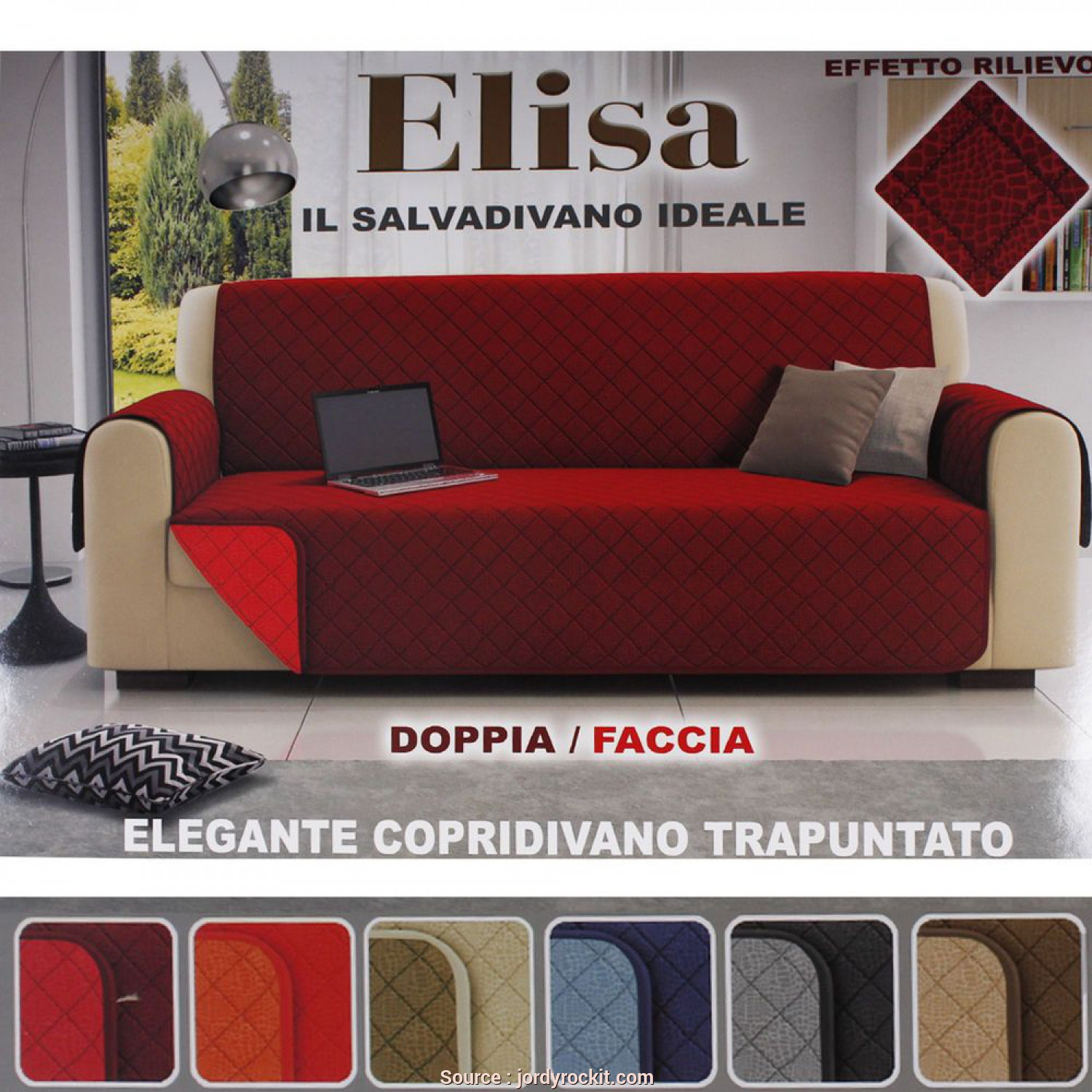 Originale 5 Copridivano Sofa Saver