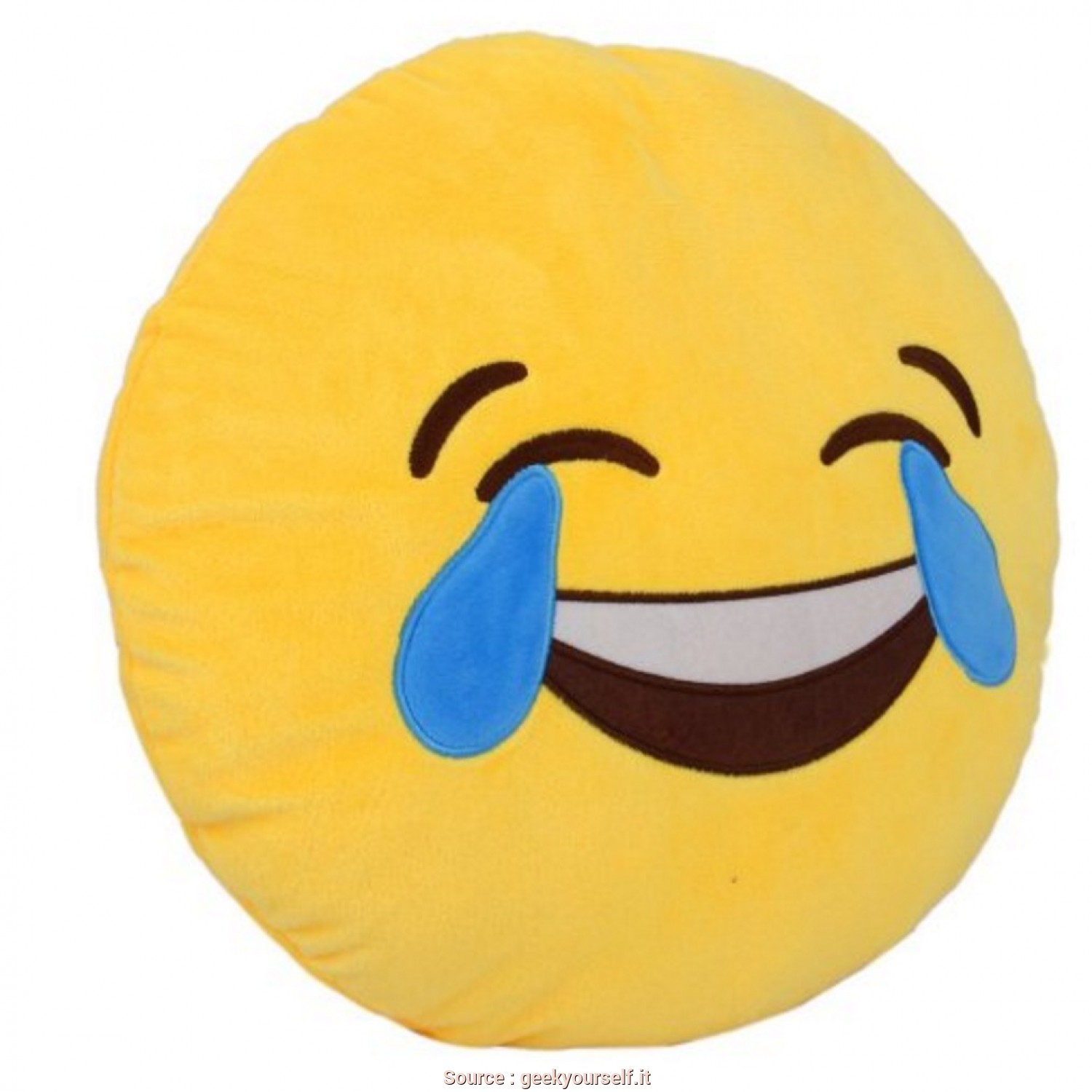 Cuscini Emoticon.Cuscini Emoticon Grandi Amabile Cuscini Emoticon E Faccine Ecco