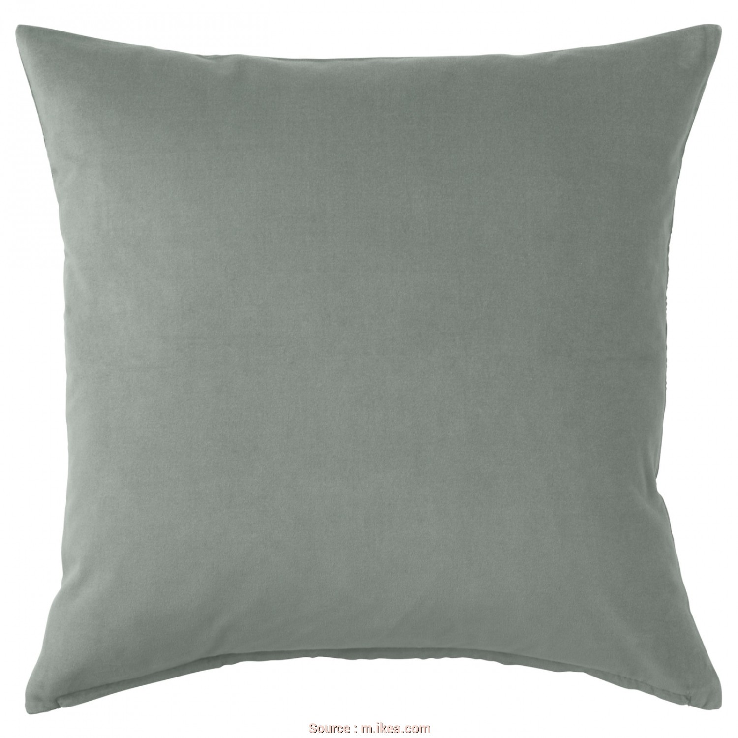 Cuscino Ursula Ikea, Maestoso Cushion Cover SANELA Gray-Green