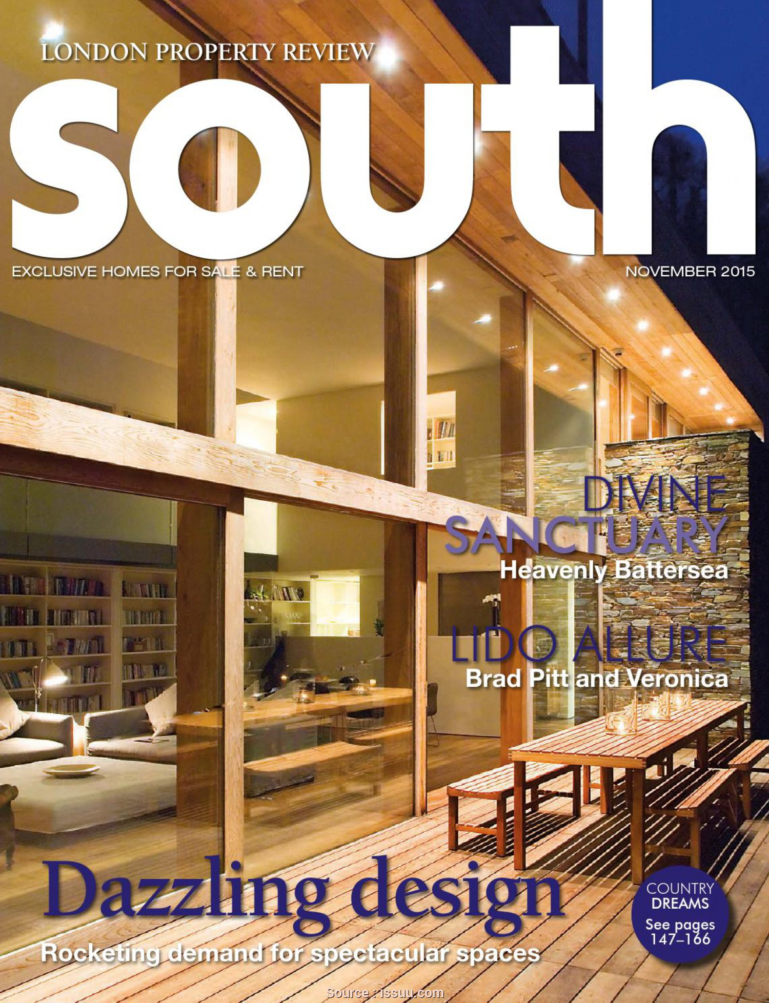 D Molteni Lettings, Bellissimo LPR South November 2015 By TypeStart,, Issuu