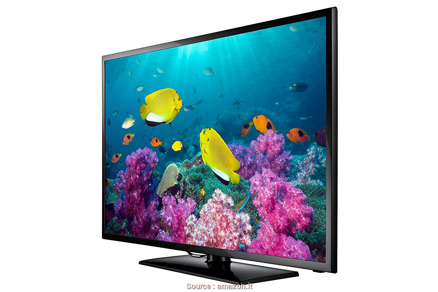 Distanza Divano Tv 42 Pollici, Bello Samsung UE42F5000 TV LED, Full, Nero