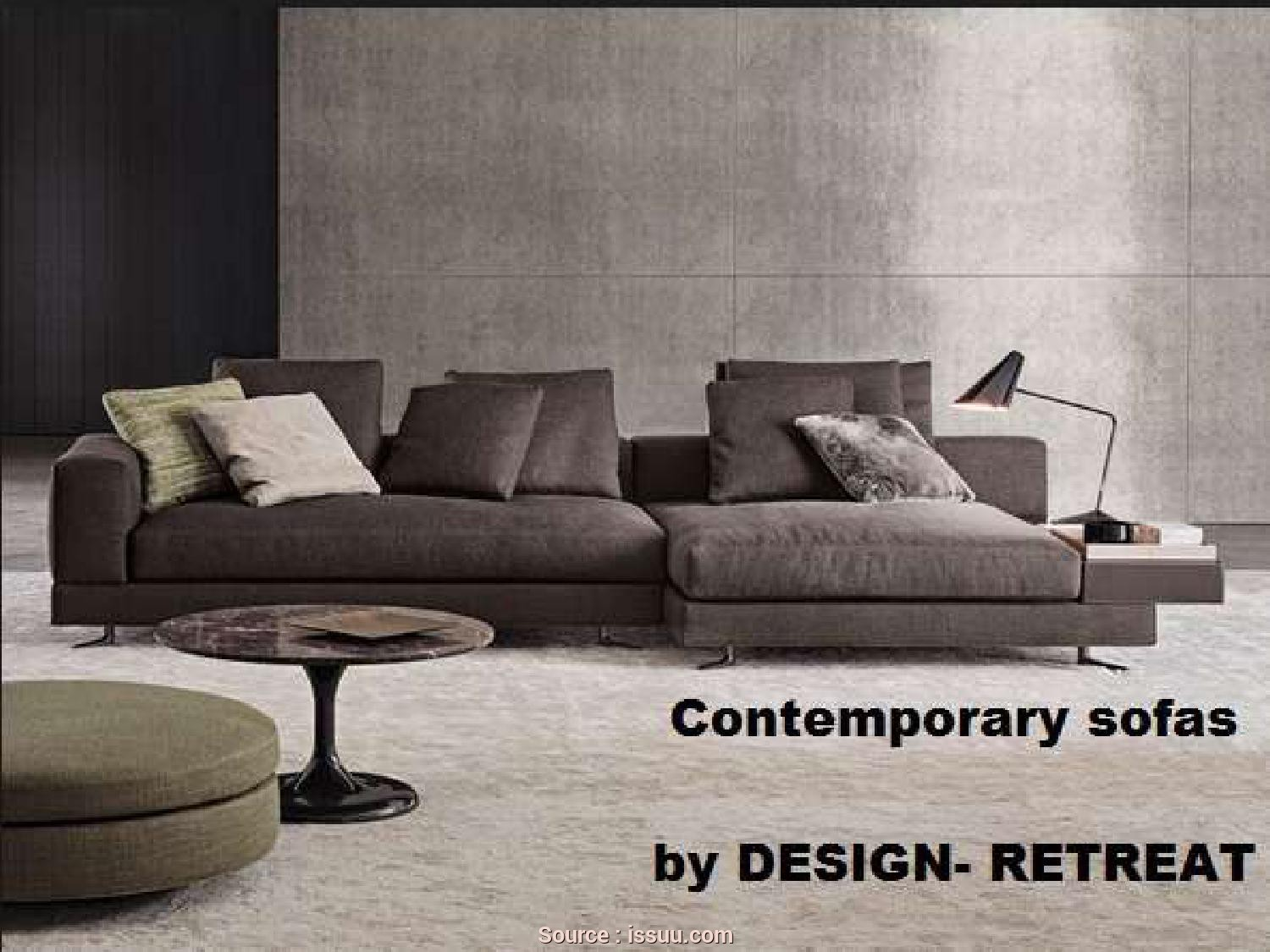 Divani Busnelli Mike, Sbalorditivo Systematic Break Down Of Contemporary Sofas By Design-Retreat, Issuu