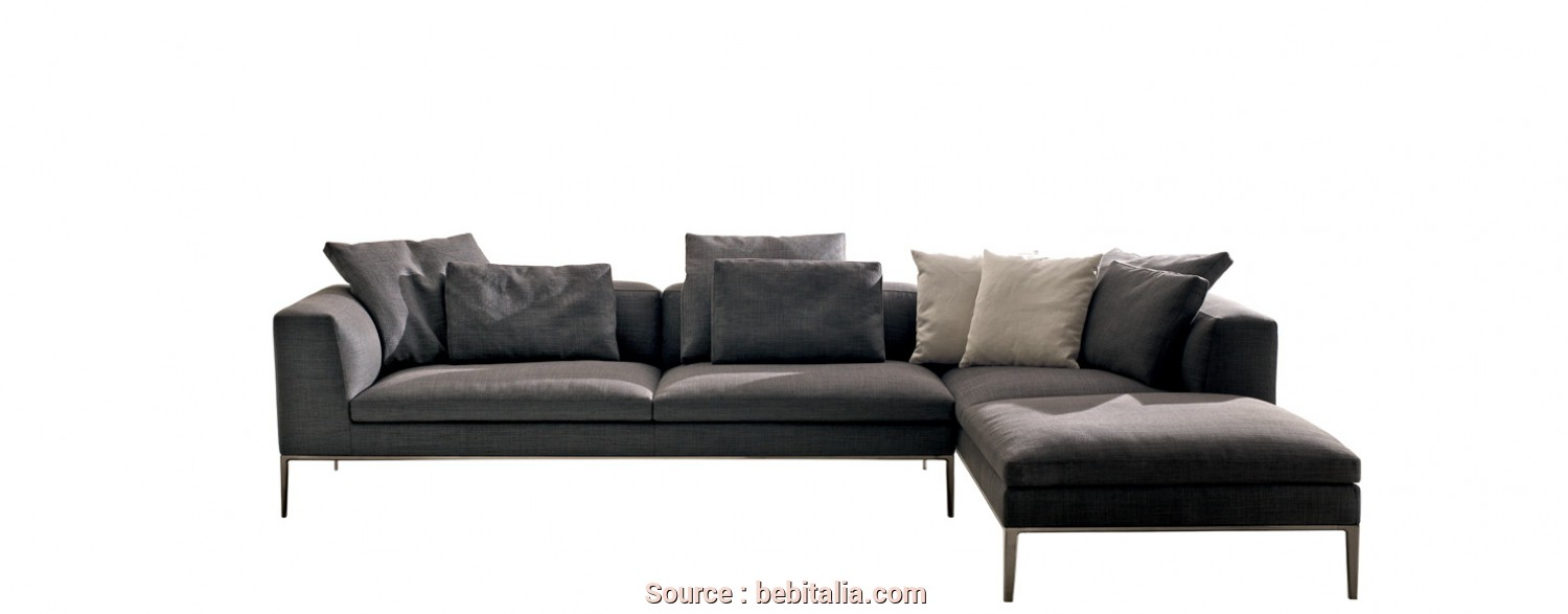 Divani, Download, Eccezionale Sofa Michel -B&B Italia, Design By Antonio Citterio