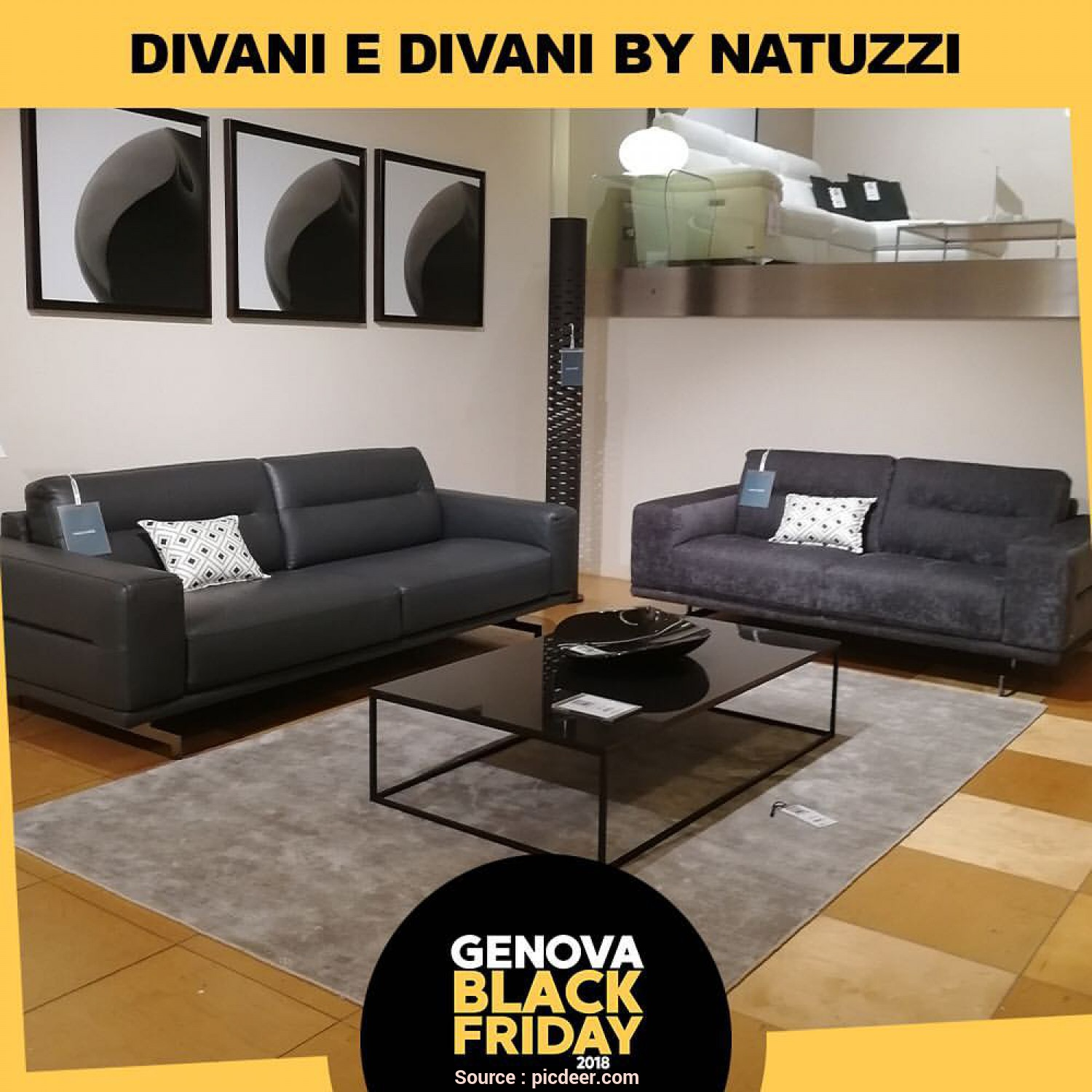 Loveable 5 Divani E Divani By Natuzzi Moncalieri - Jake Vintage