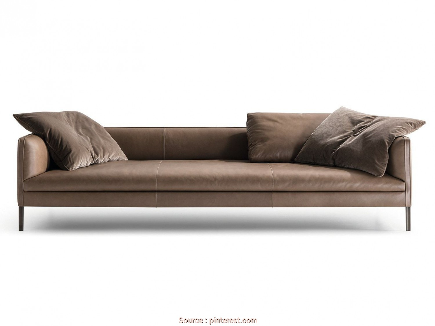 Divani Molteni Prezzi, Deale 3 Seater Leather Sofa PAUL, Sofa, MOLTENI &, Sofas
