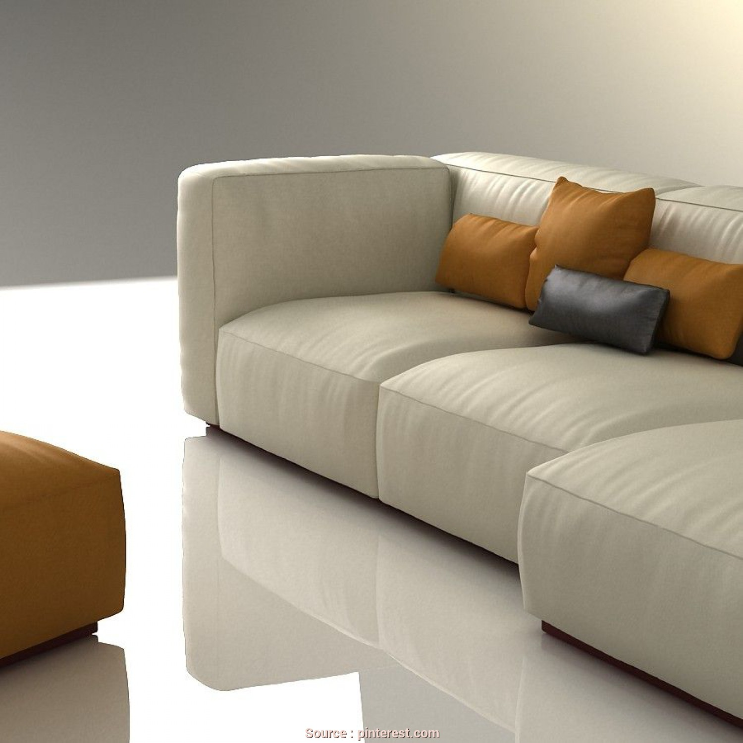 Divani Moroso Dwg, Bella Cassina, Mex Cube 3D Model Famous Furniture Collection From Cassina, Designed By Piero Lissoni