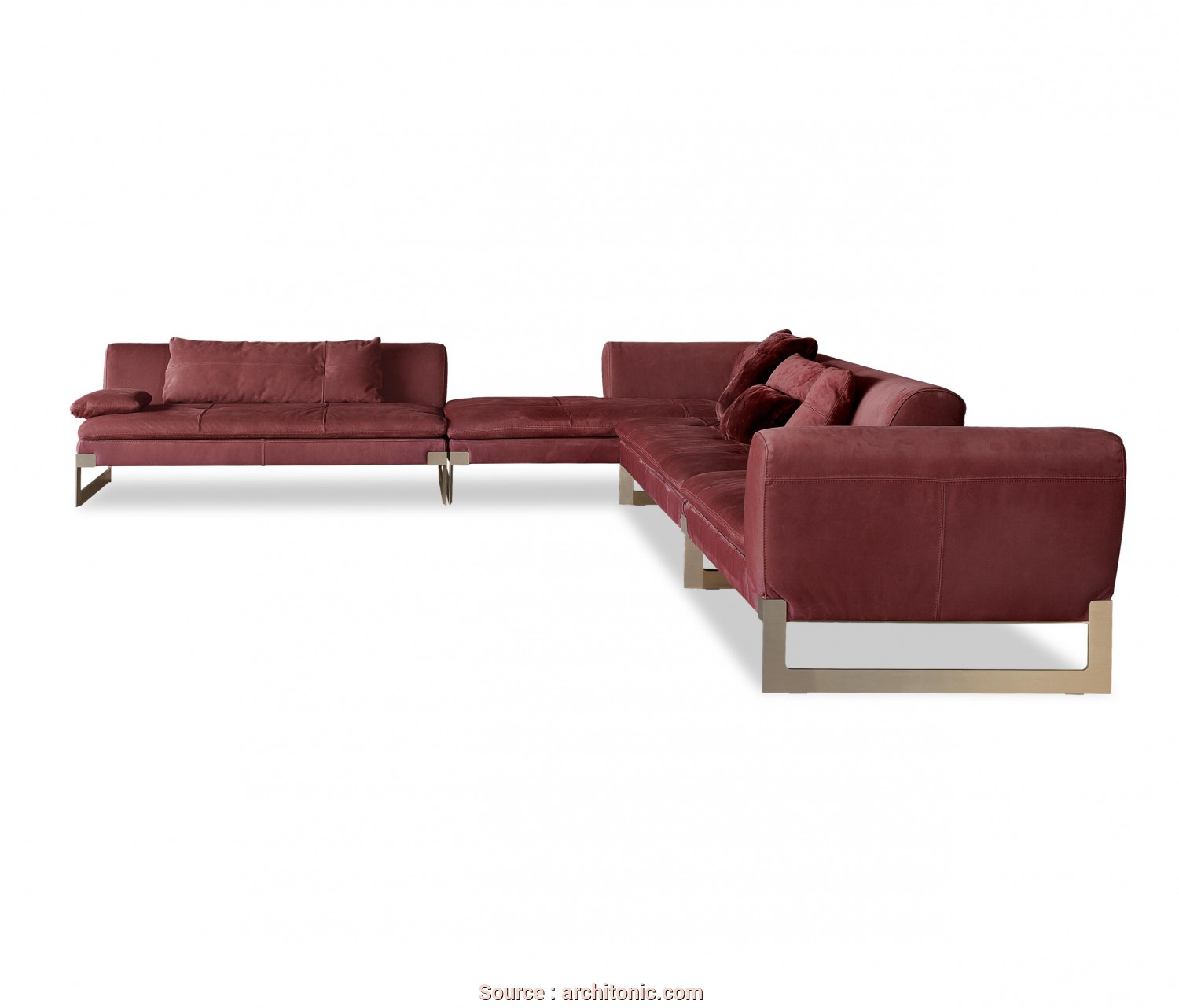 Divano Baxter Dwg, Delizioso VIKTOR, Sofas From Baxter, Architonic
