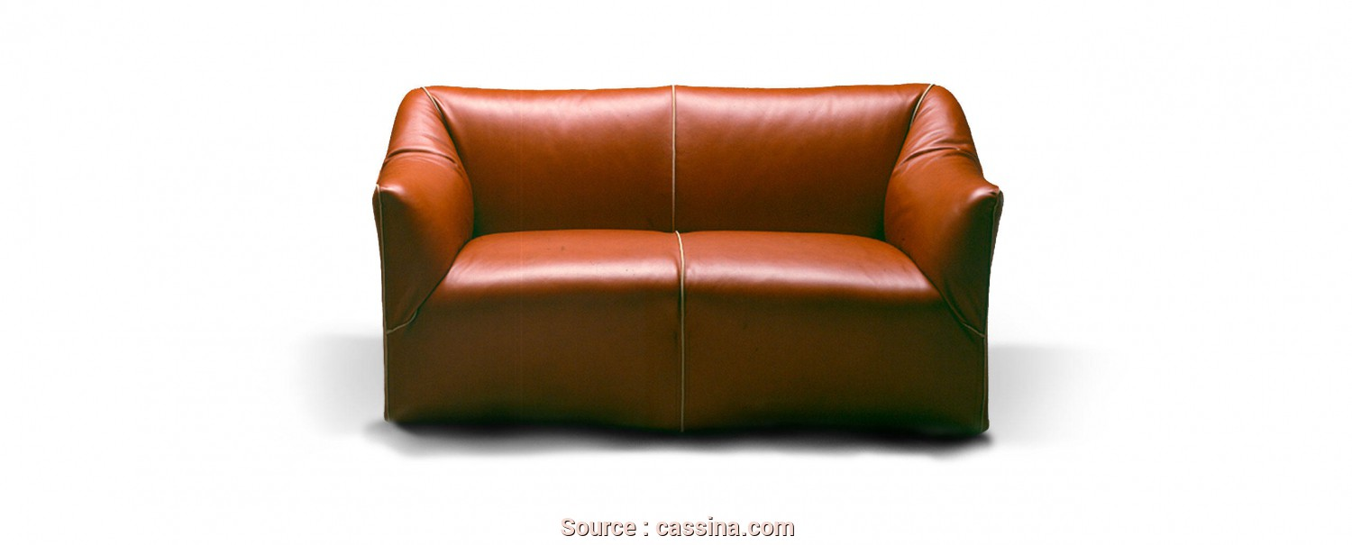 Divano Cassina Anni 90, Costoso Divani In Pelle E Chaise Longue Di Design, Cassina