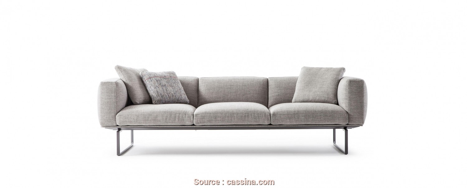 Divano Cassina Dwg, Maestoso ... Sofas -, 8 CUBE, Designed By, Piero Lissoni, Cassina
