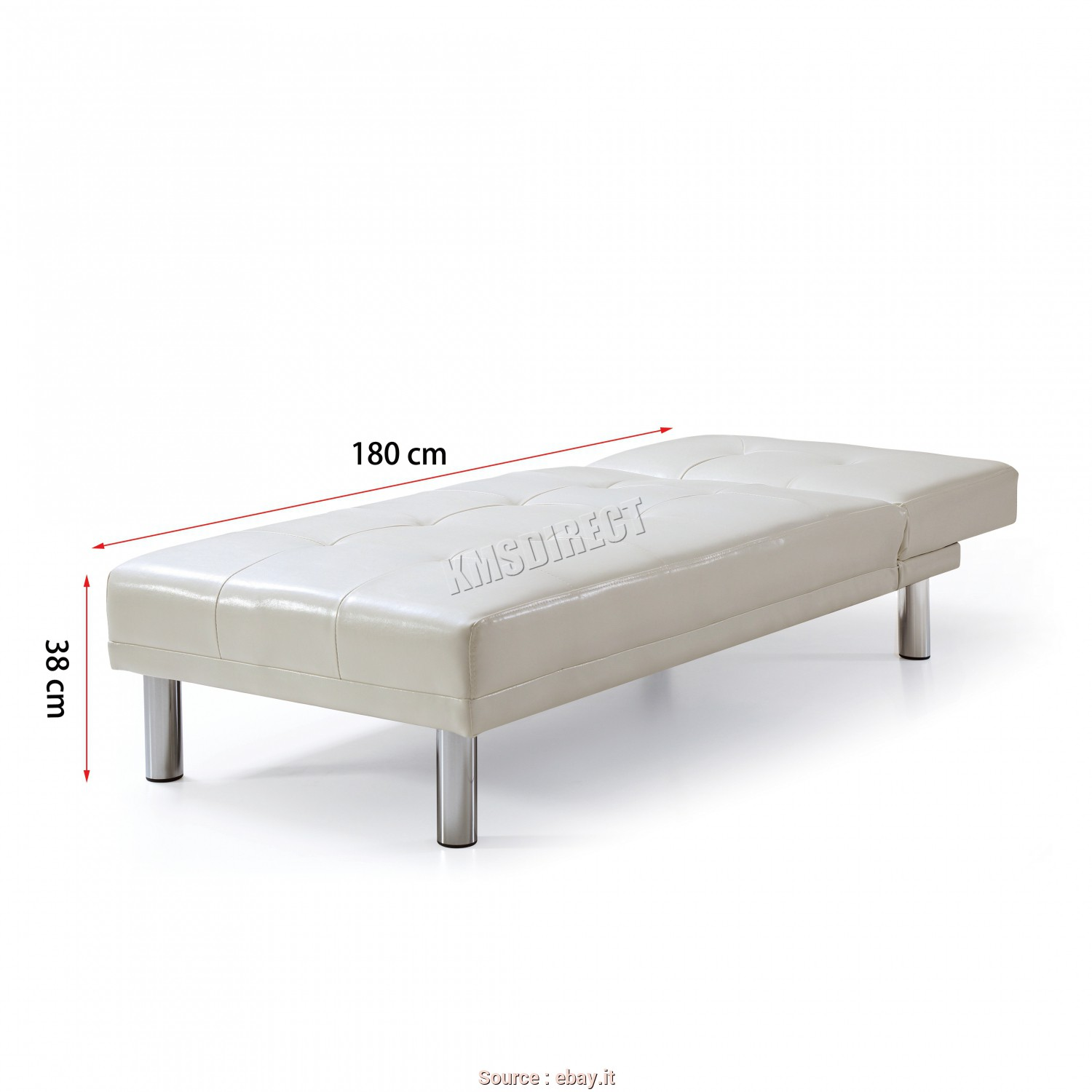 Chaise Longue Letto Singolo.Divano Chaise Longue Cm Magnifico Buy Sofa Formerin Contemporary