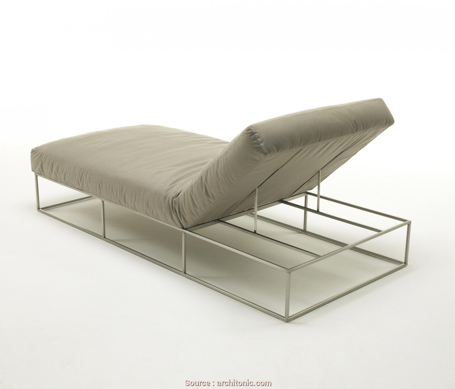 Divano Chaise Longue Mobile, Fantasia ILE CLUB DAYBED, Chaise Longues From Living Divani, Architonic