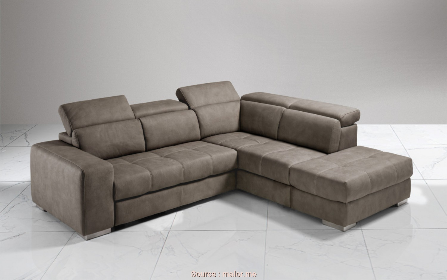 Casuale 4 Divano, Chaise Longue Mondo Convenienza