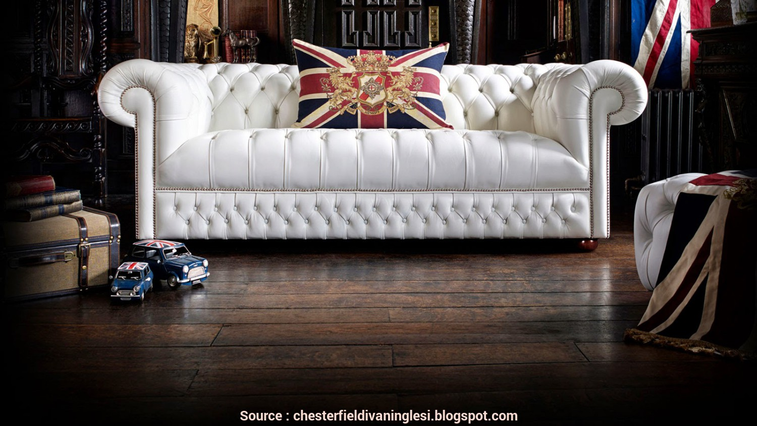 Divano Chester Negozi, Completare Divani Chesterfield Originali Inglesi, ENGLISH CHESTERFIELD CO