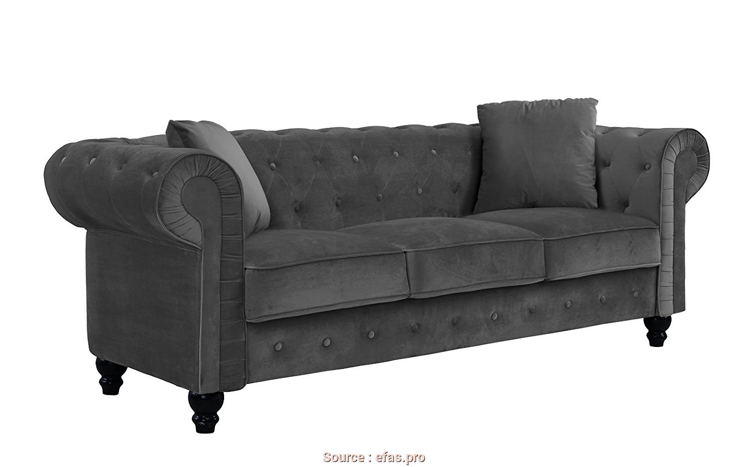 Divano Chesterfield Outlet, Deale Divano Roma Chesterfield Sofa : Divano Roma Furniture Classic Velvet Scroll, Tufted Button