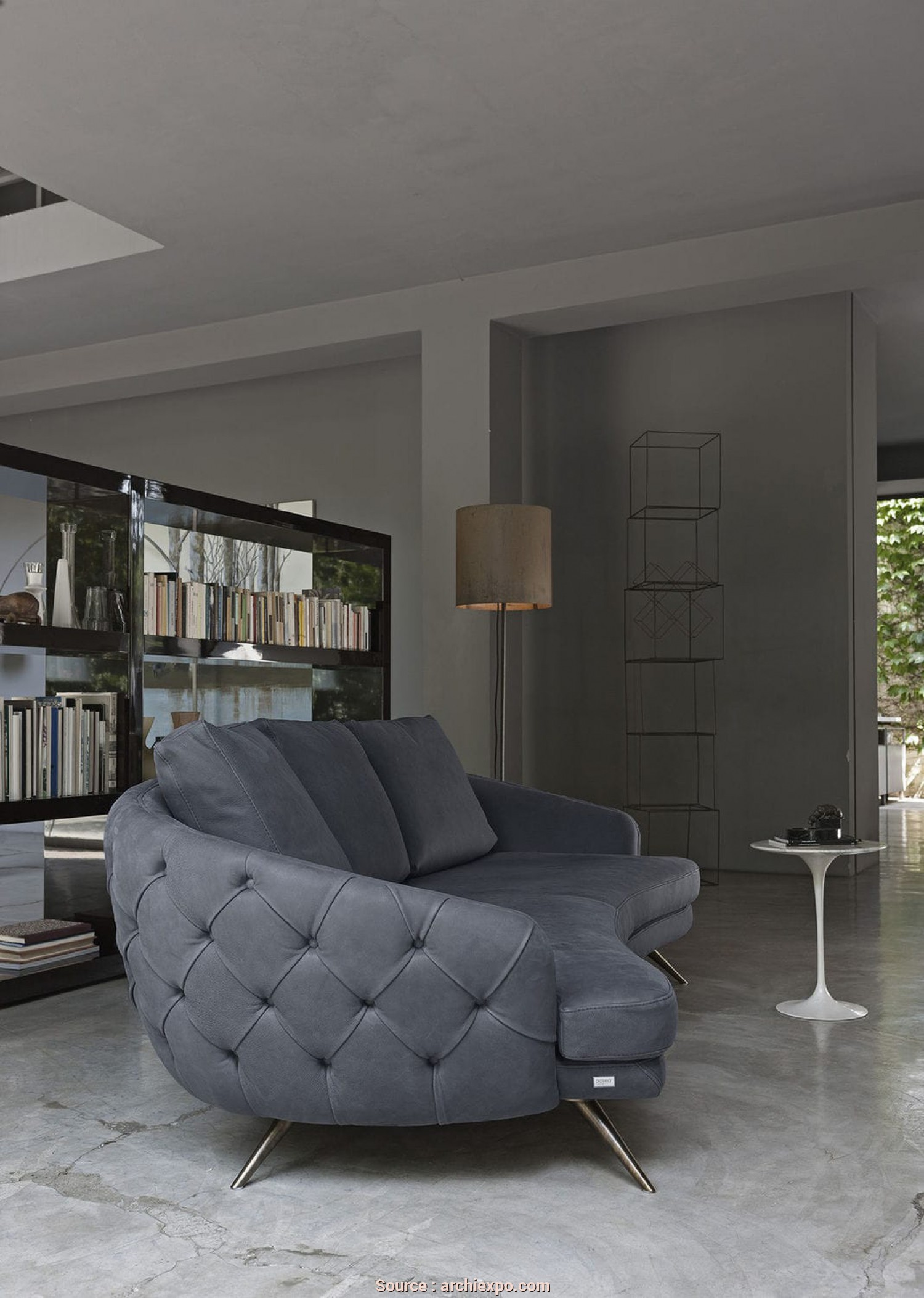 Divano Clark Doimo Prezzo, Incredibile Semicircular Sofa / Contemporary /, Reception Areas / Fabric. CLARK Doimo Salotti