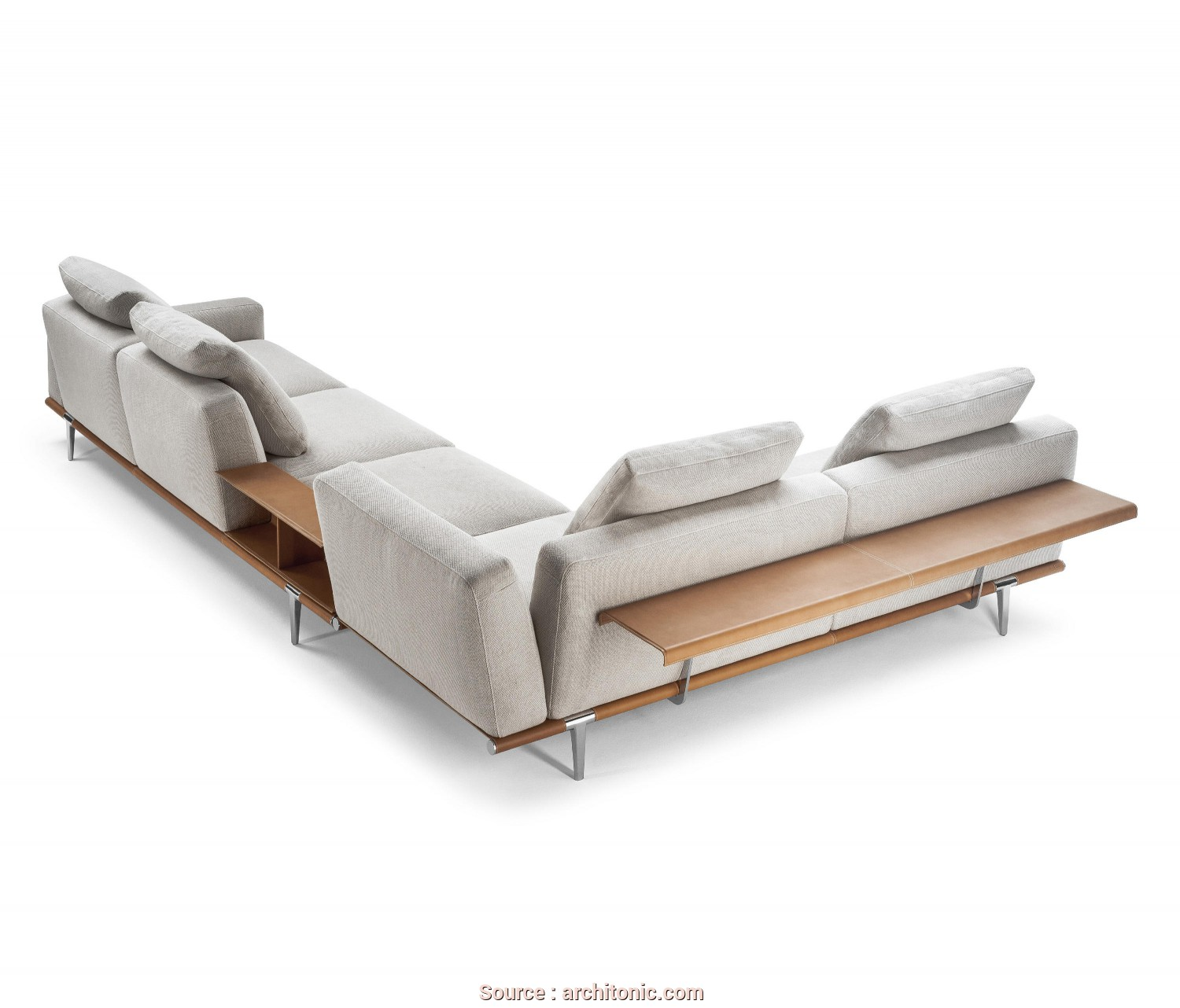 Divano Frau, It Be, Deale LET IT BE, Sofas From Poltrona Frau, Architonic