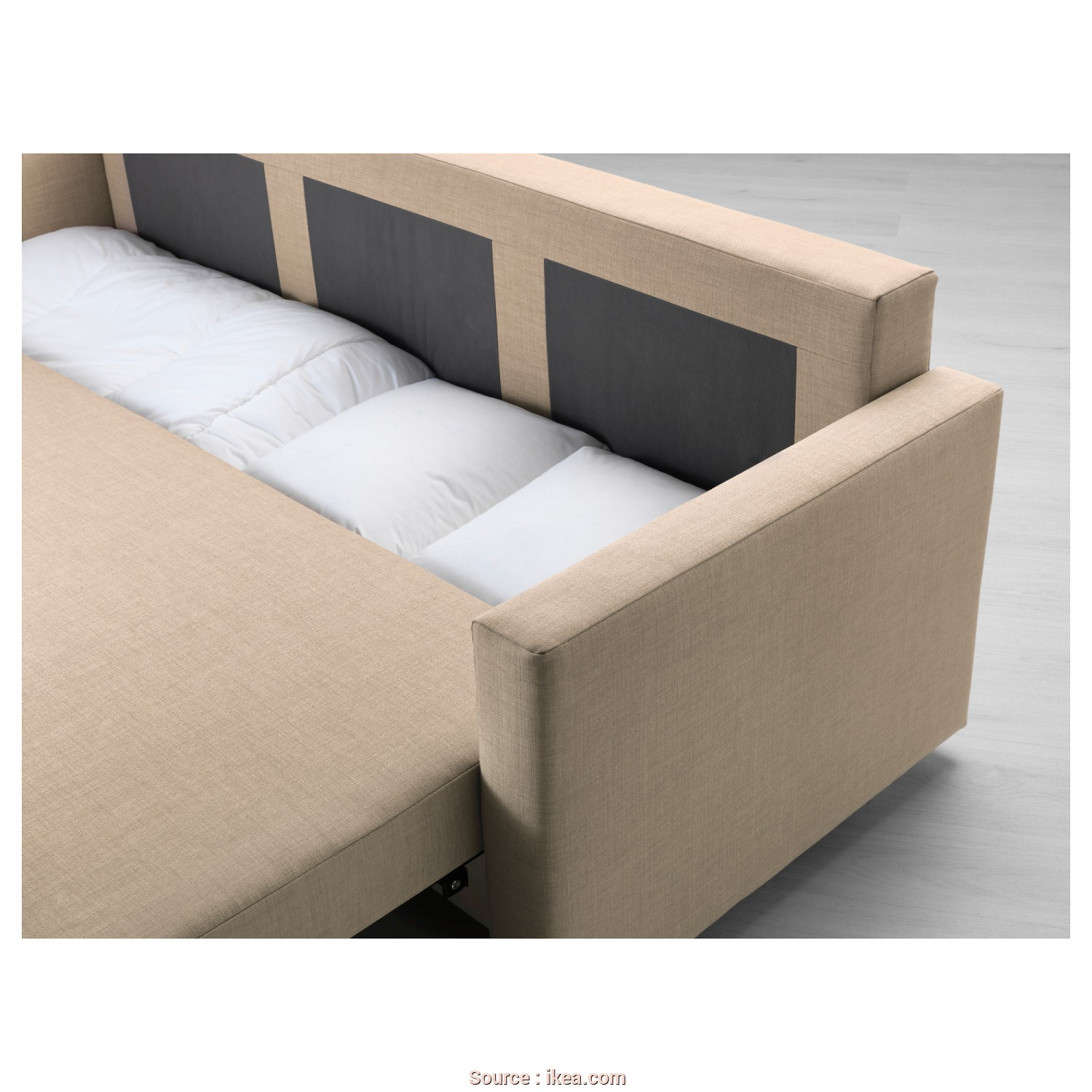 Divano Friheten 3 Posti, Esclusivo IKEA FRIHETEN Three-Seat Sofa-Bed Readily Converts Into A Bed