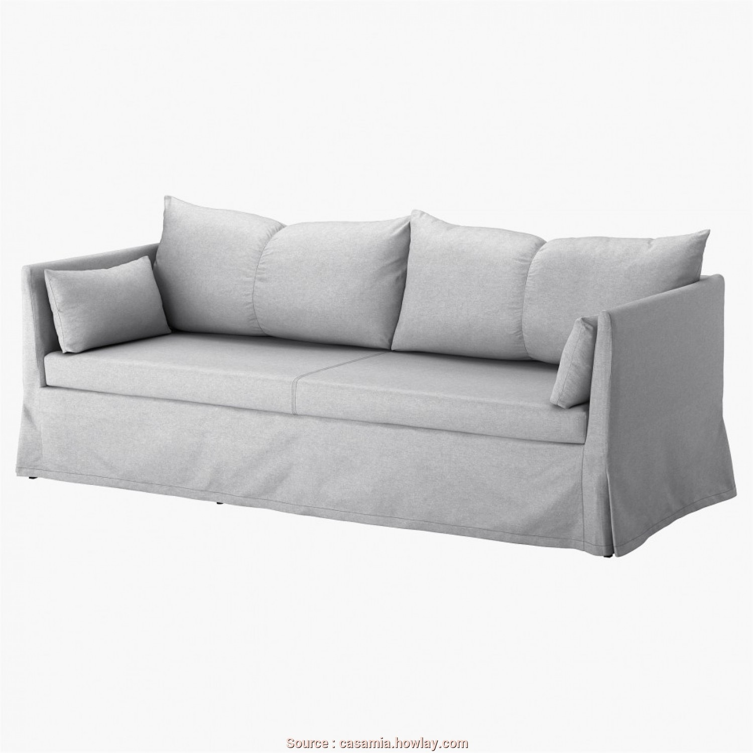 Divano Ikea Friheten Grigio, Loveable Furniture: Ikea Friheten, Modern Minimalist Living Room Design