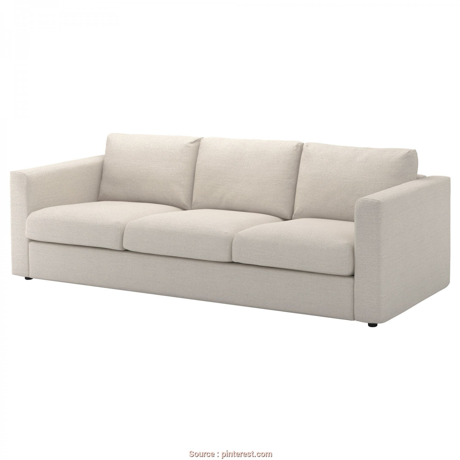 Divano Ikea Knislinge, Eccezionale IKEA, VIMLE, Sofa, Gunnared Medium Gray, , This Soft, Cozy Sofa Will Have A Long Life As, Seat Cushions, Filled With High Resilience Foam That