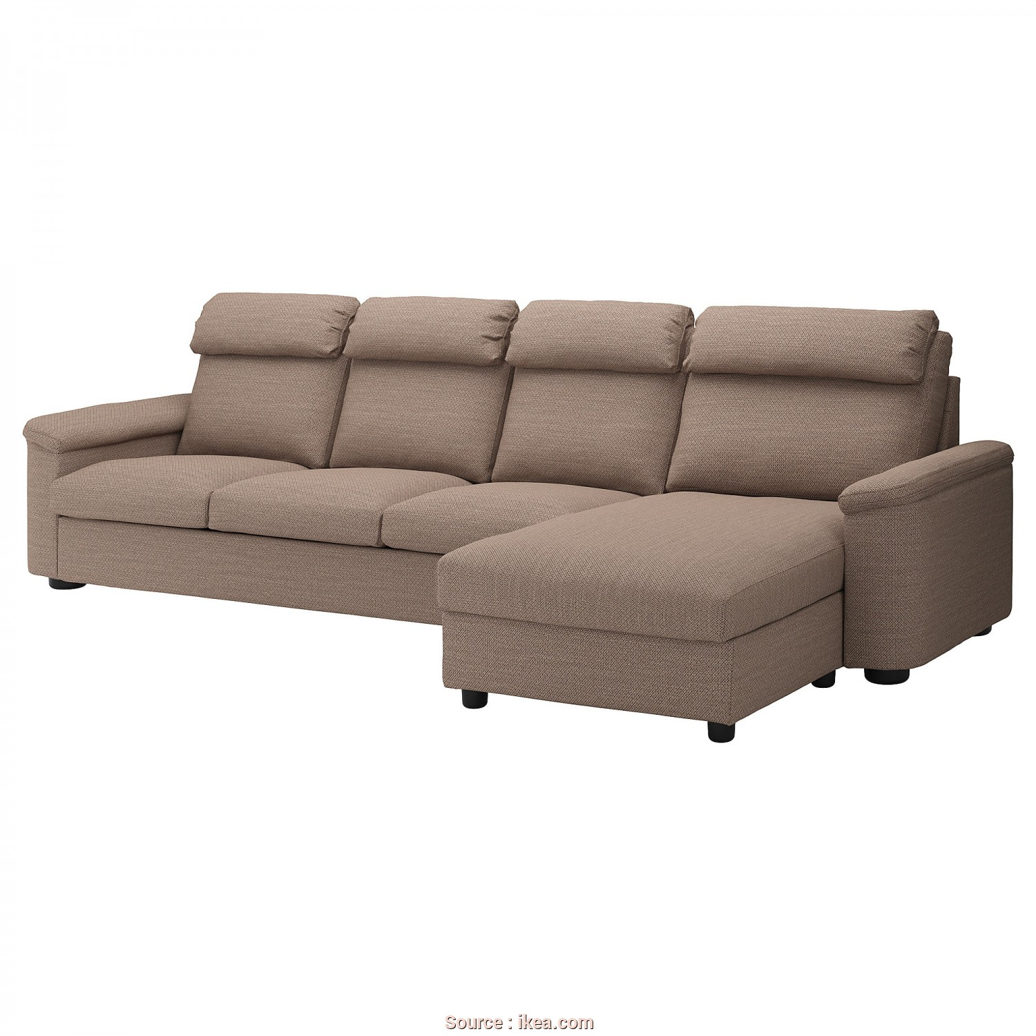 Divano Klippan Ikea 4 Posti, Eccezionale IKEA LIDHULT 4-Seat Sofa, Cover Is Easy To Keep Clean Since It Is