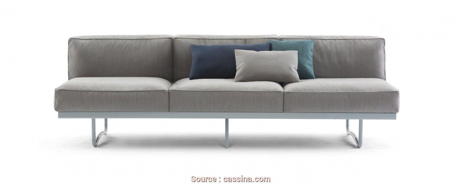 Divano Le Corbusier Dwg, Bellissimo ... Sofas -,, Designed By, Le Corbusier, Pierre Jeanneret, Charlotte Perriand
