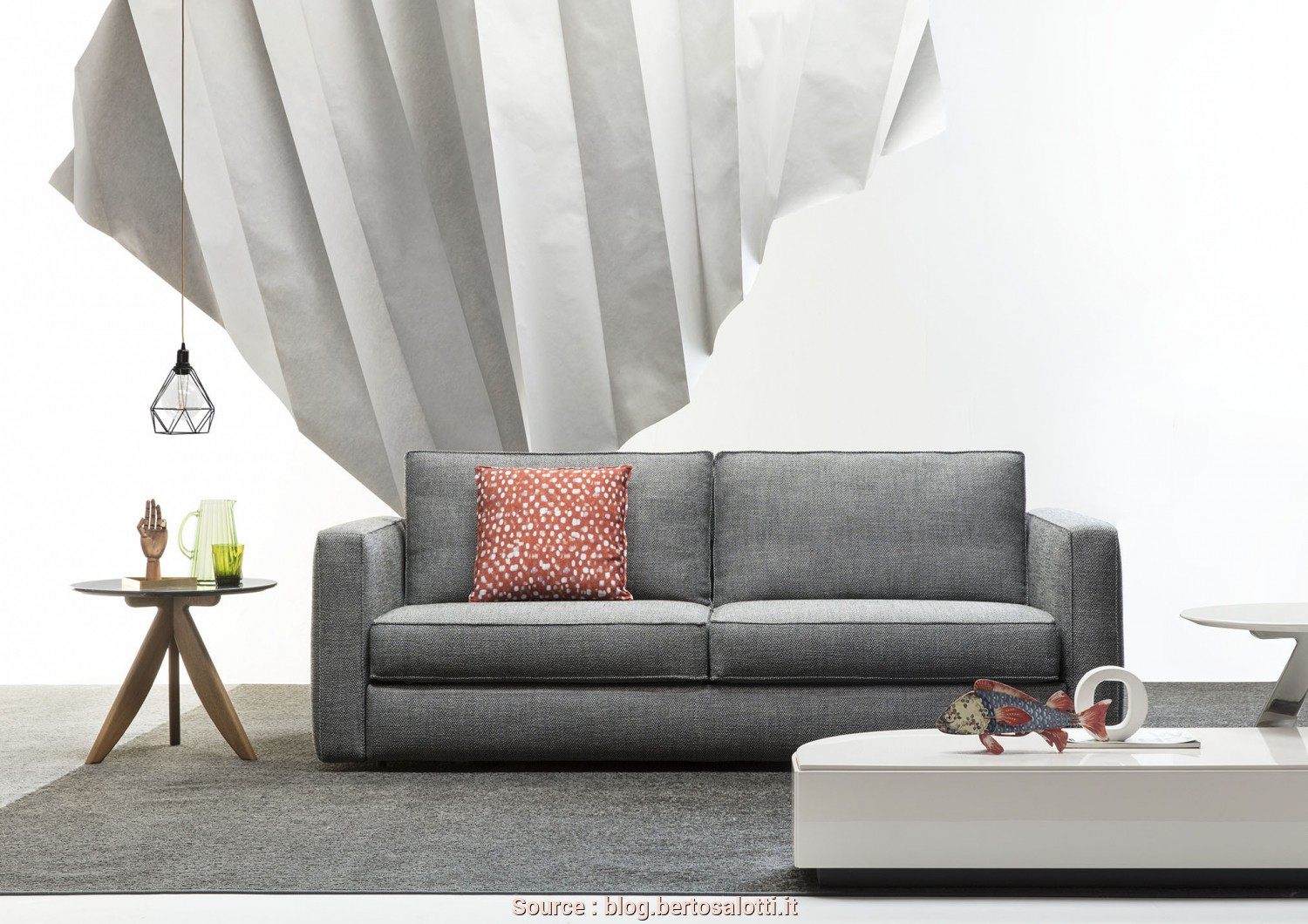 Divano Letto A Castello, Berto Salotti Prezzo, Grande Gulliver Sofa, Made By BertO, Furnish 7 Different Homes