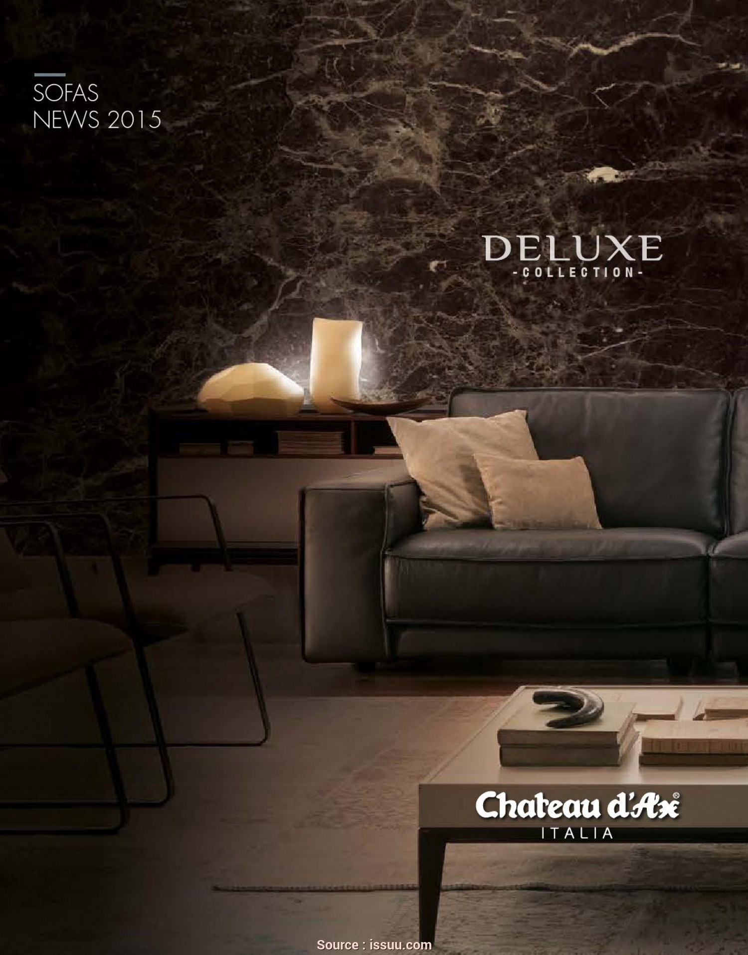 Divano Olga Chateau D'Ax, Eccezionale Chateau D' Ax, Deluxe Collection (Cat Sofas Update 2015) By Decointeriors, Issuu