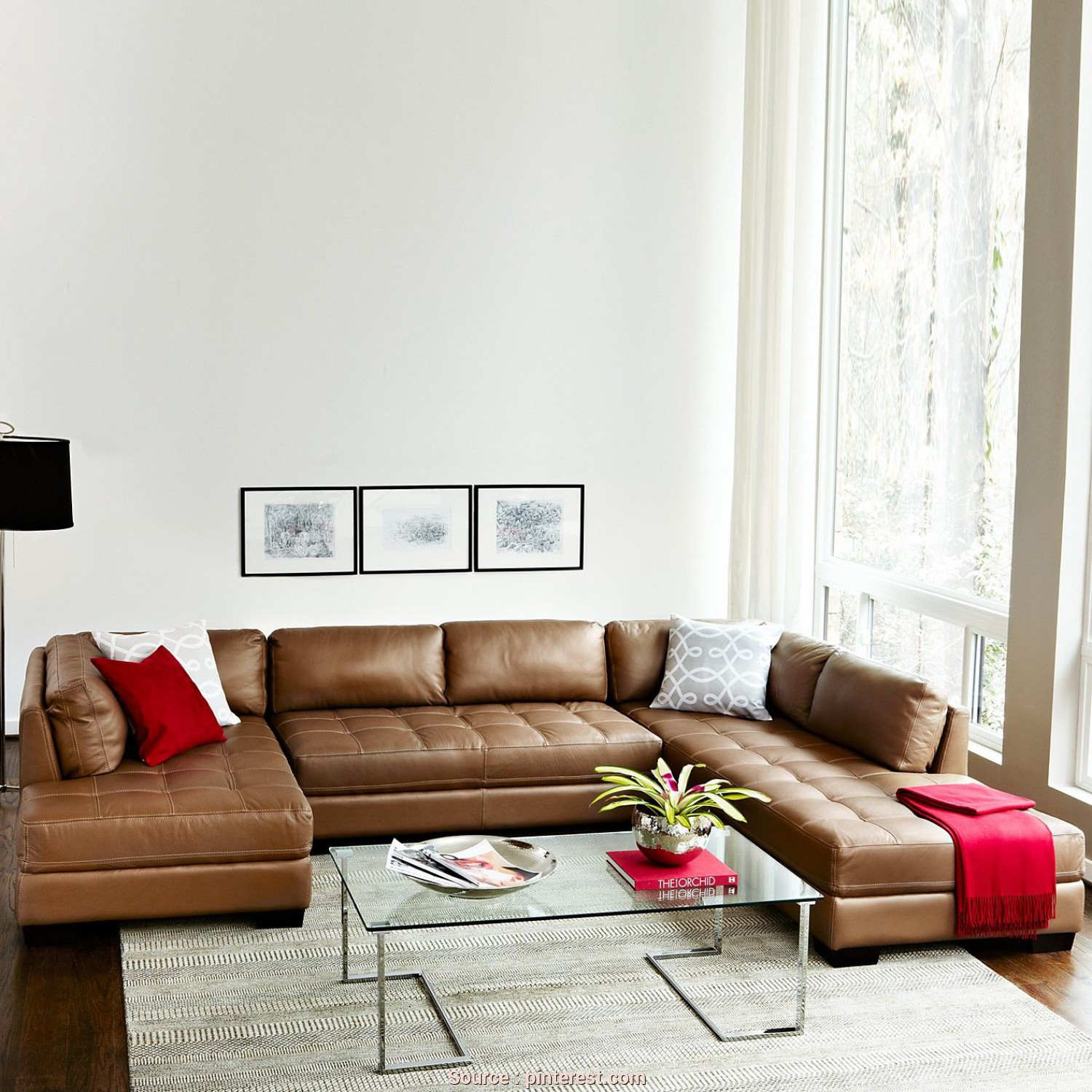 Divano Olga Chateau D'Ax, Affascinante Chateau D'Ax Becker Sofa Sectional, Rejected Stuff, Living