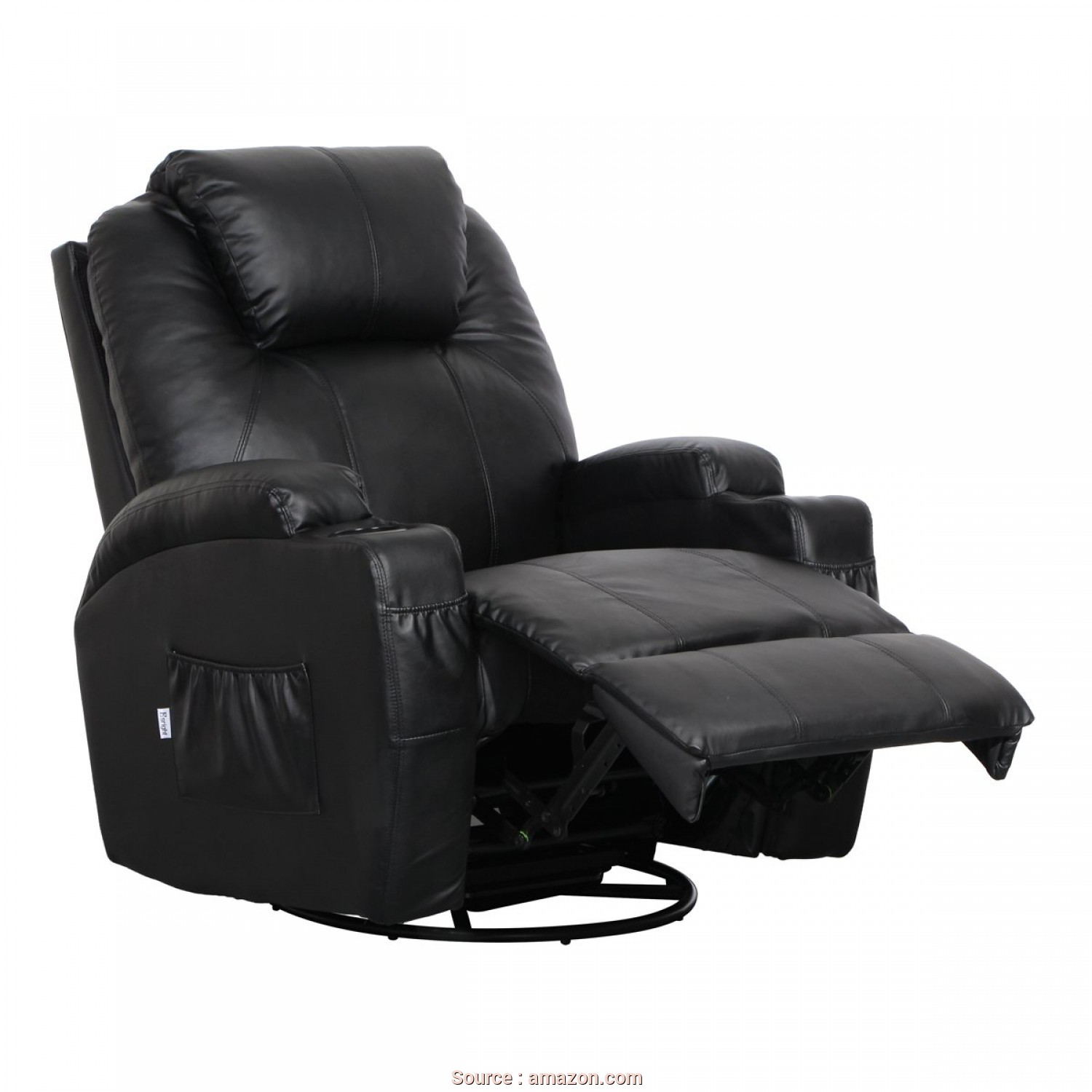 Divano Roma Furniture Relax Reclining Massage Chair, Grande Amazon.Com: Esright Massage Recliner Chair Heated PU Leather Ergonomic Lounge, Degree Swivel (Black): Kitchen & Dining