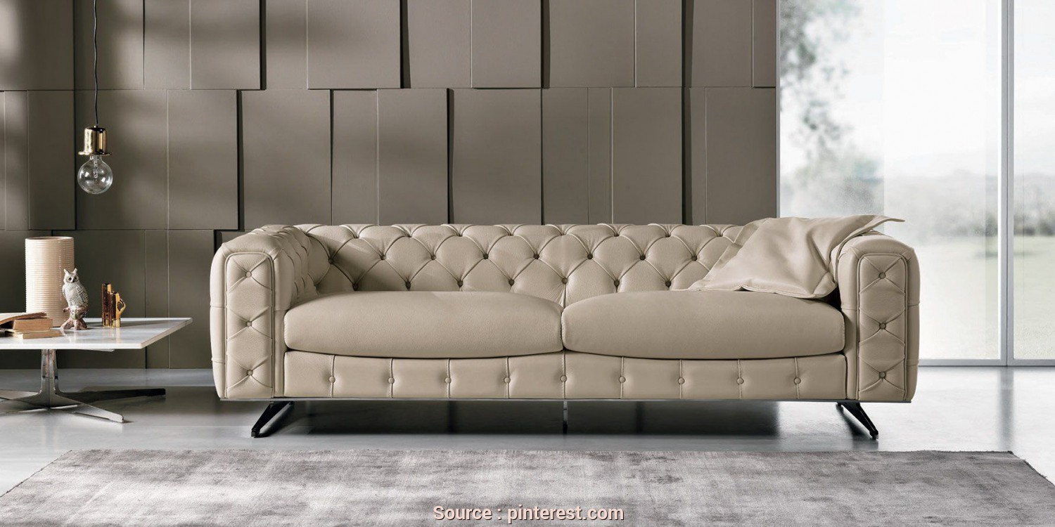 Divano Sofa Inegöl, Buono The Ingrid Sofa, Loveseat From, Divani Italy. Tufted Traditional Cover With A Sleek Modern Accents Make, An, New Look In Italian Furniture