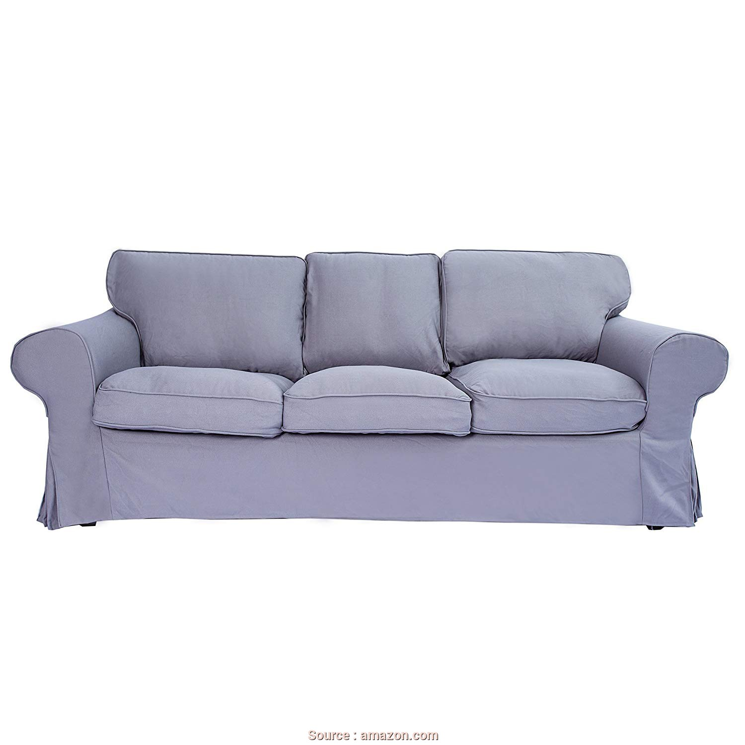 Futon Ikea Fr, Locale Amazon.Com: KEQIAOSUOCAI Flame Retardant Sofa Cover Made, The Ektorp 3 Seat Sofa Cover,Off White: Home & Kitchen